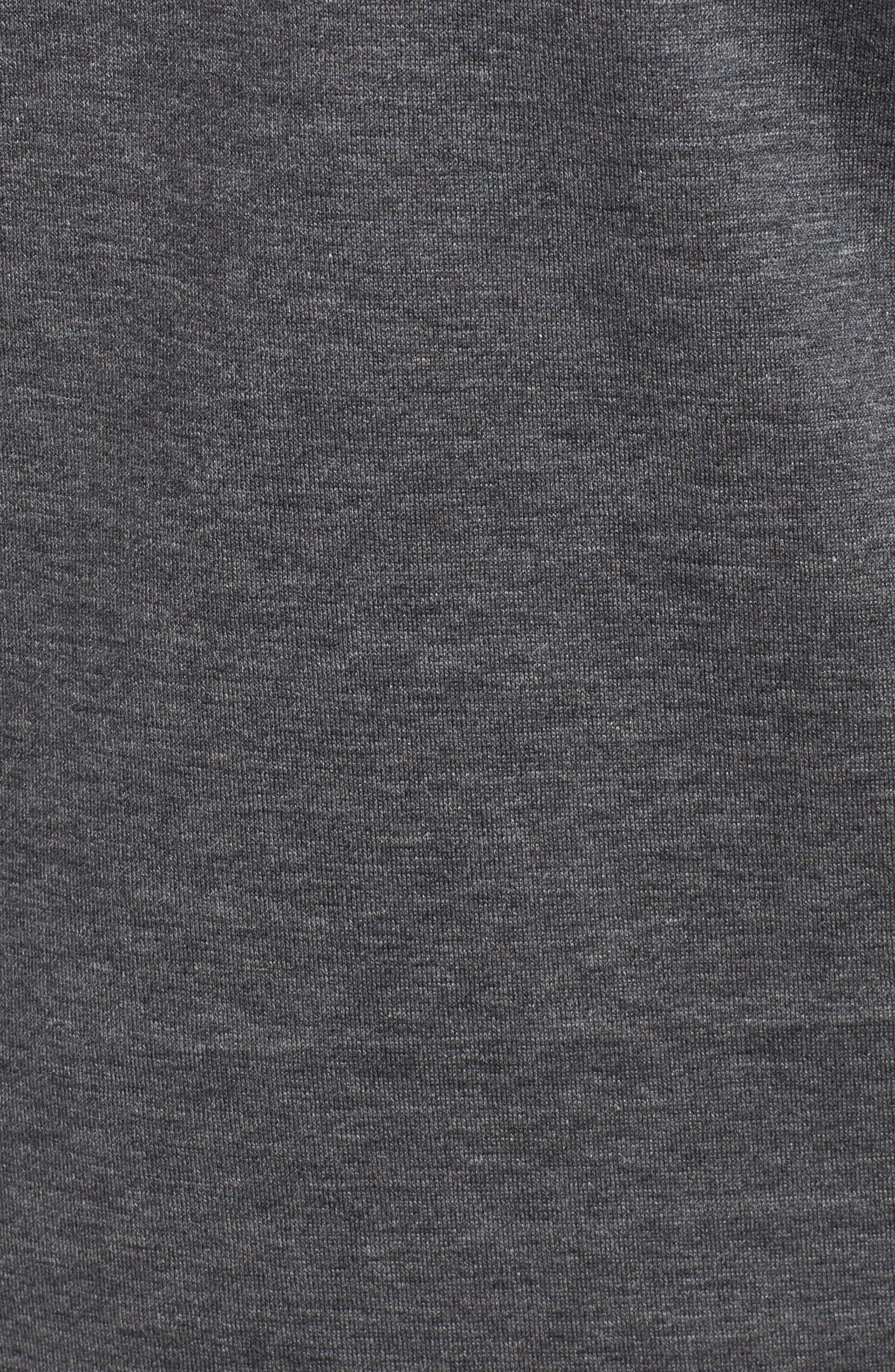 Tenison Slim Fit Ombre Check Long Sleeve T-shirt,                             Alternate thumbnail 5, color,                             030