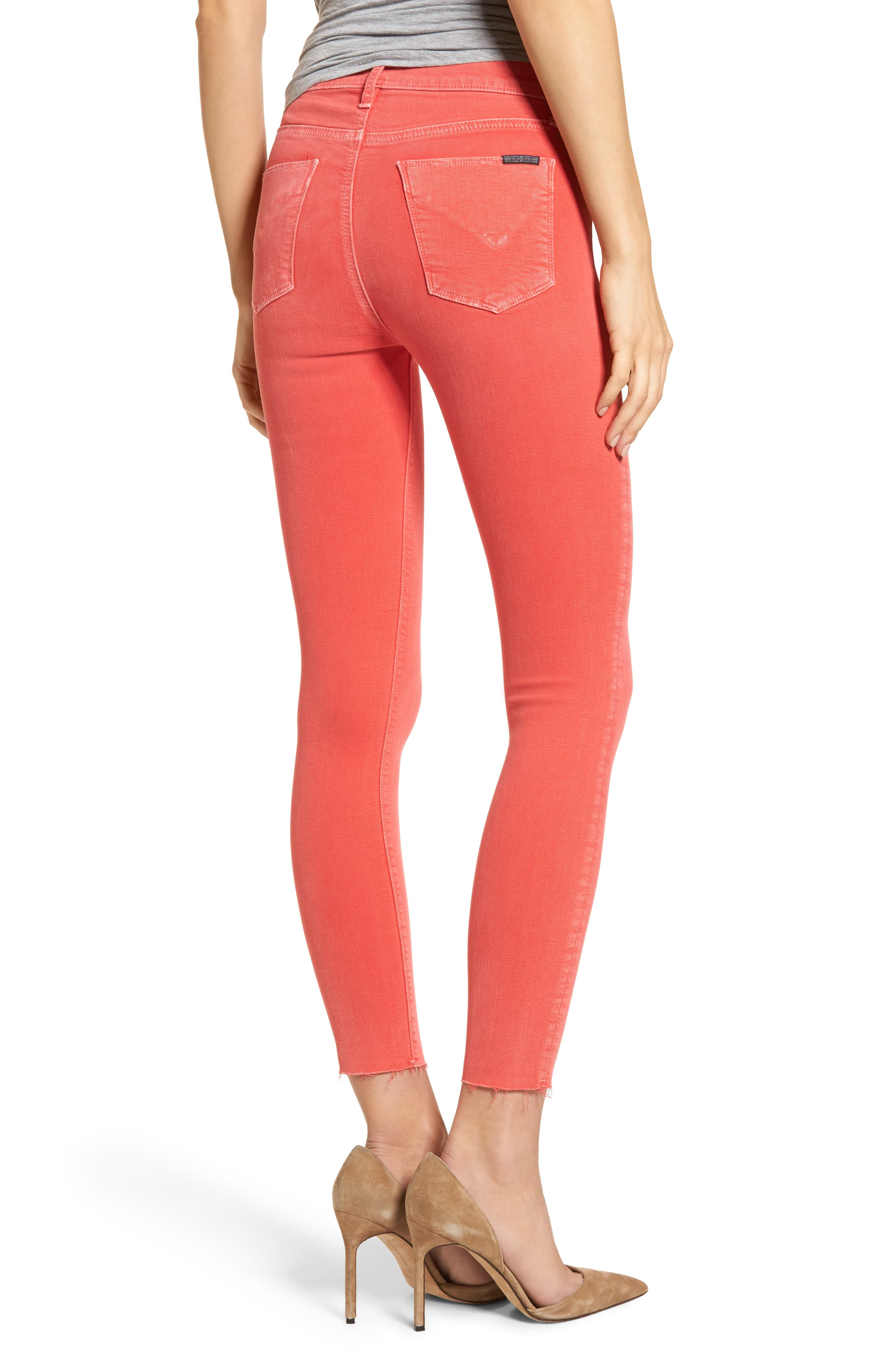 HUDSON JEANS,                             Tally Crop Skinny Jeans,                             Alternate thumbnail 2, color,                             640