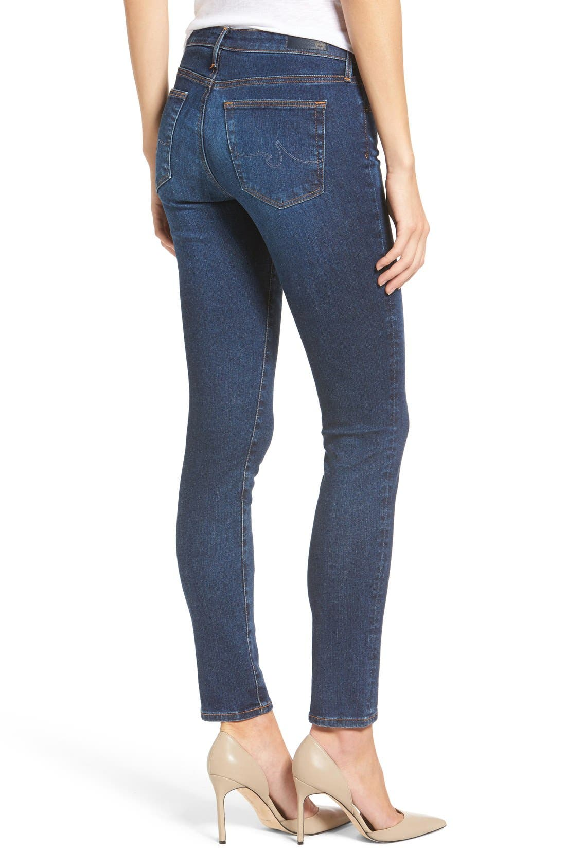 'Prima' Skinny Jeans,                             Alternate thumbnail 13, color,