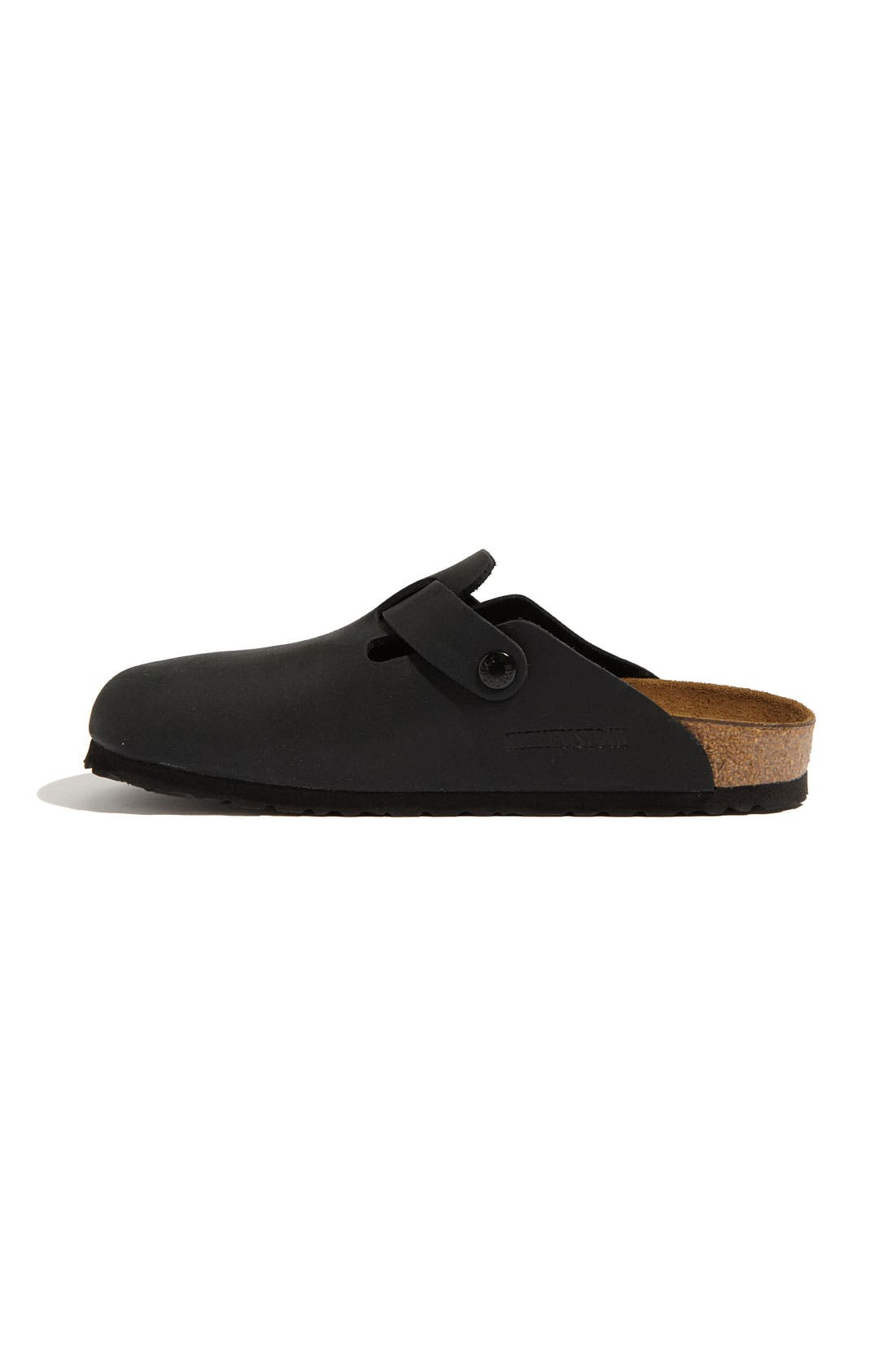 'Boston' Classic Oiled Leather Clog,                             Alternate thumbnail 37, color,