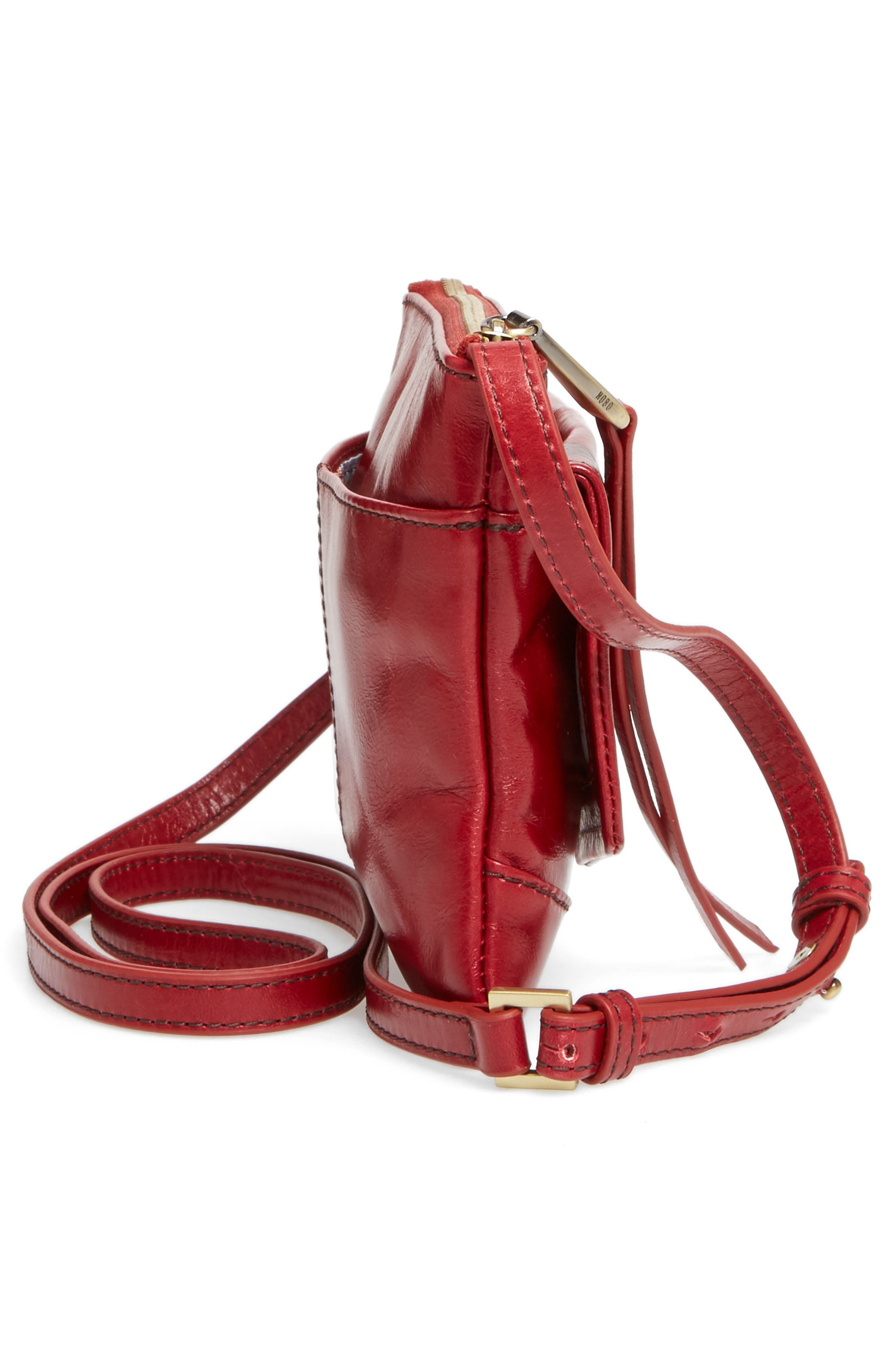 Amble Leather Crossbody Bag,                             Alternate thumbnail 54, color,