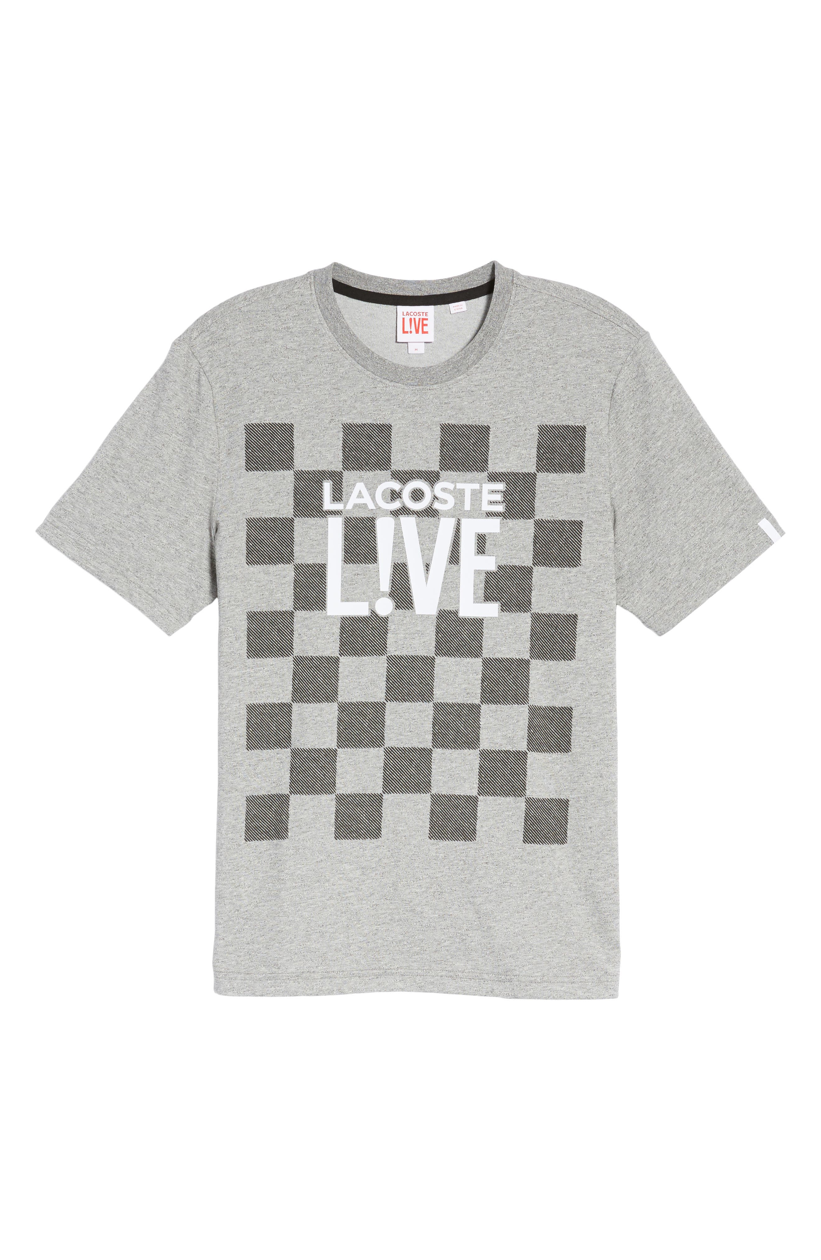 Check Graphic T-Shirt,                             Alternate thumbnail 11, color,