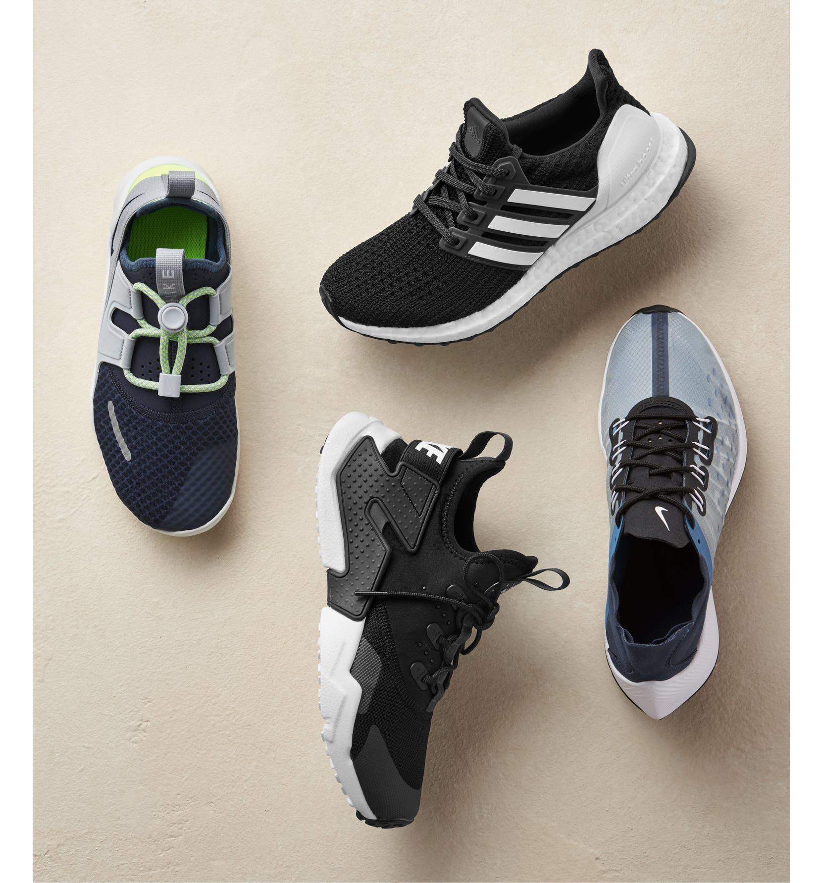 6cc44635345 Nike Huarache Run Drift Sneaker (Baby