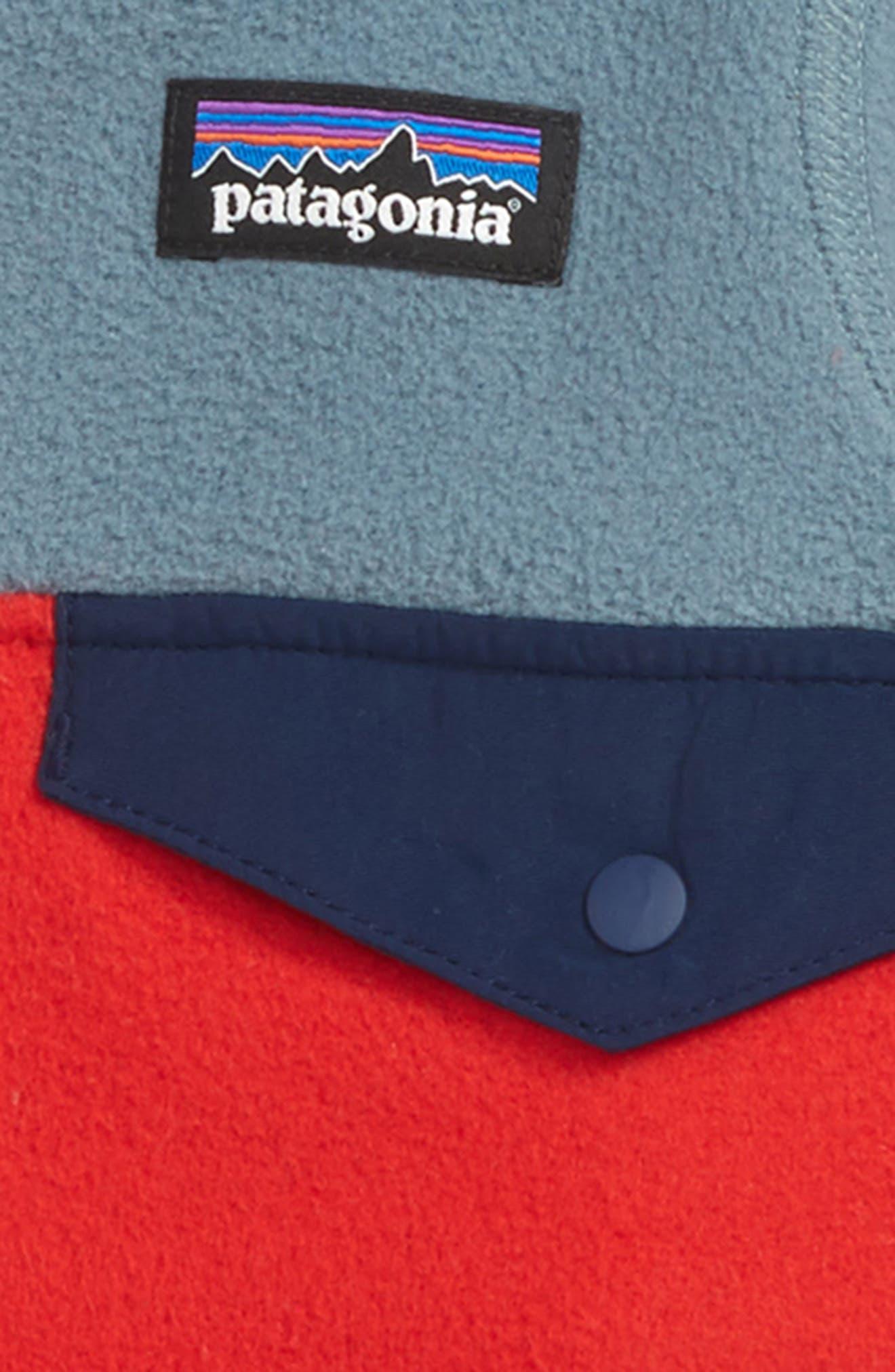 Micro D<sup>®</sup> Snap-T<sup>®</sup> Fleece Jacket,                             Alternate thumbnail 2, color,                             FRE