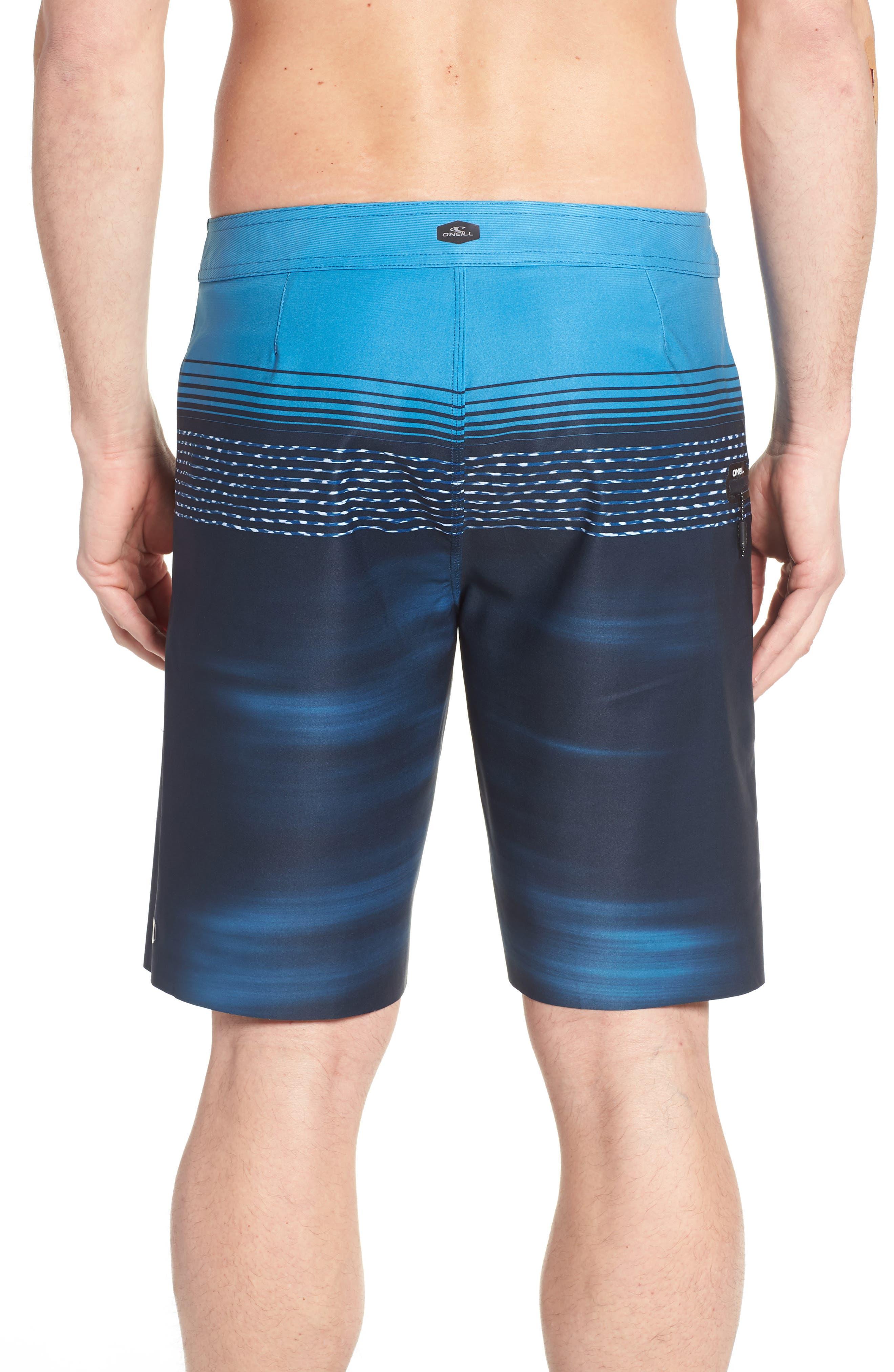 Hyperfreak Teevee Board Shorts,                             Alternate thumbnail 4, color,