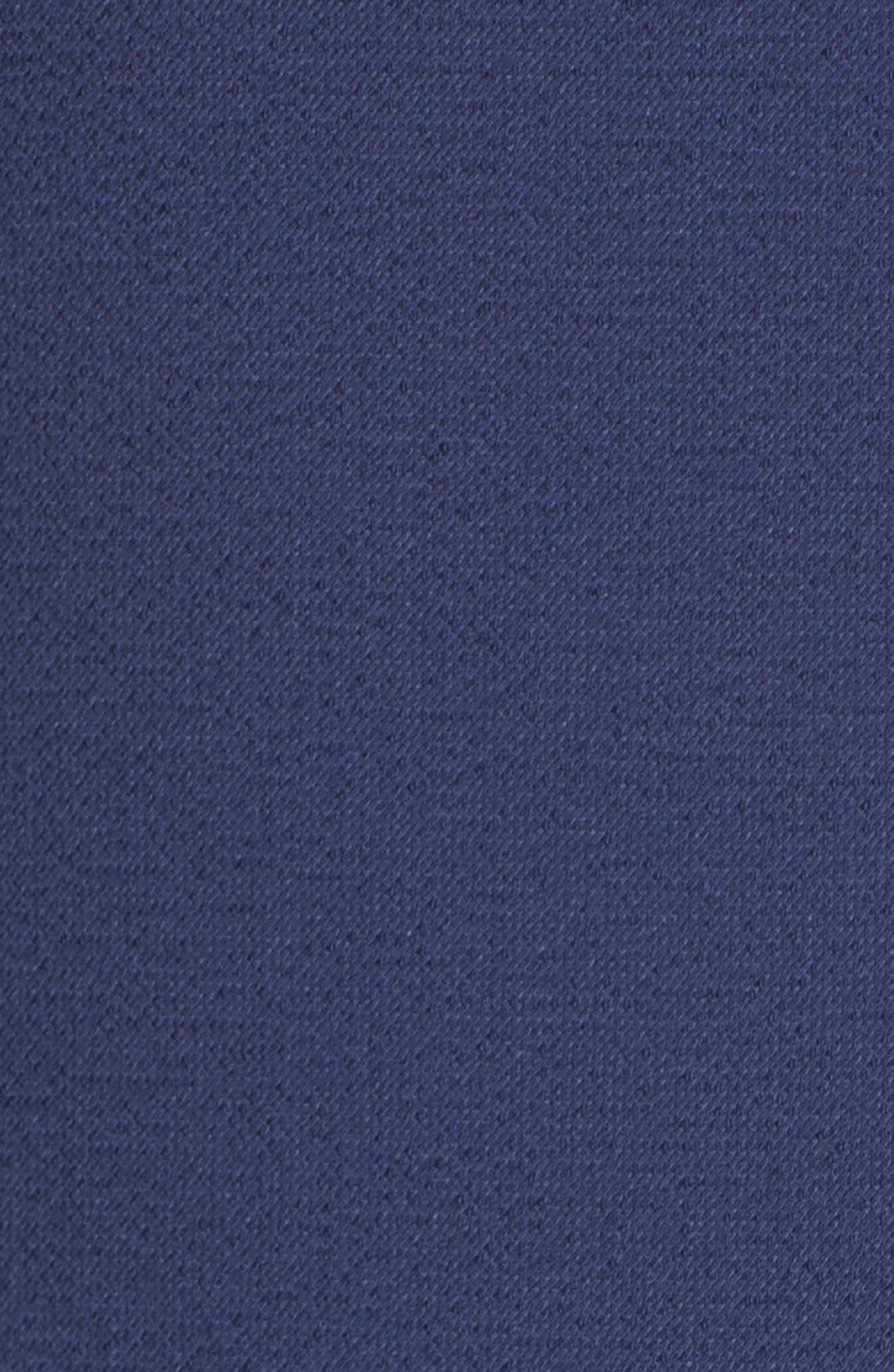 V-Neck Tie Back Jumpsuit,                             Alternate thumbnail 5, color,                             400