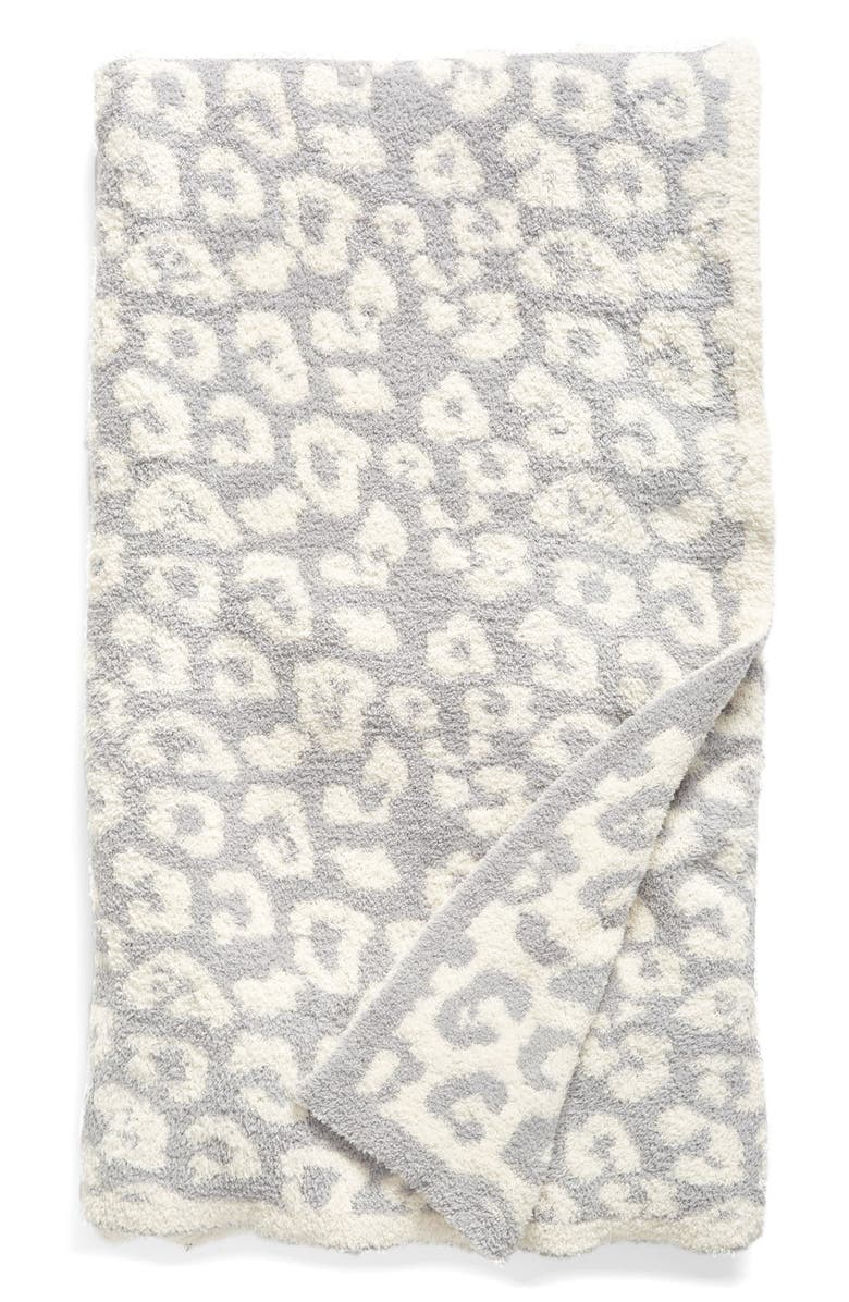 Barefoot Dreams® CozyChic 'In the Wild' Throw Blanket | Nordstrom
