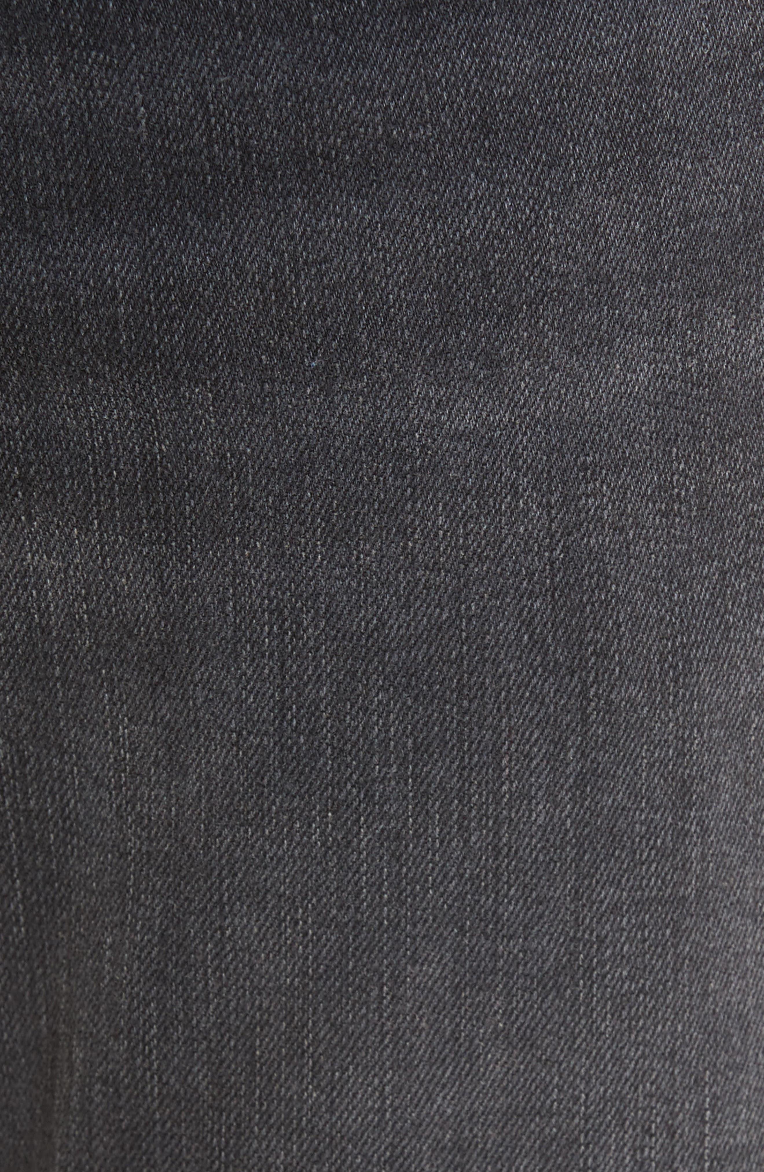 Byron Slim Straight Leg Jeans,                             Alternate thumbnail 5, color,