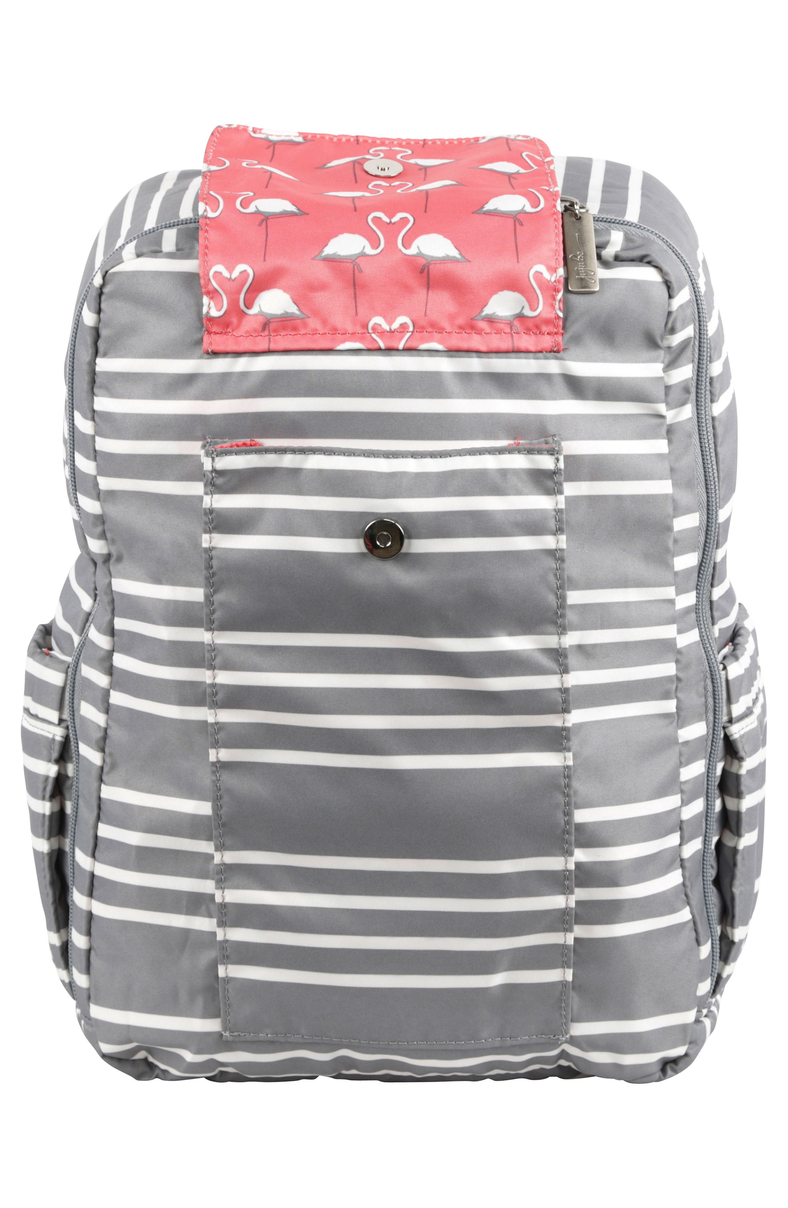 Mini Be - Coastal Collection Diaper Backpack,                             Alternate thumbnail 2, color,                             042