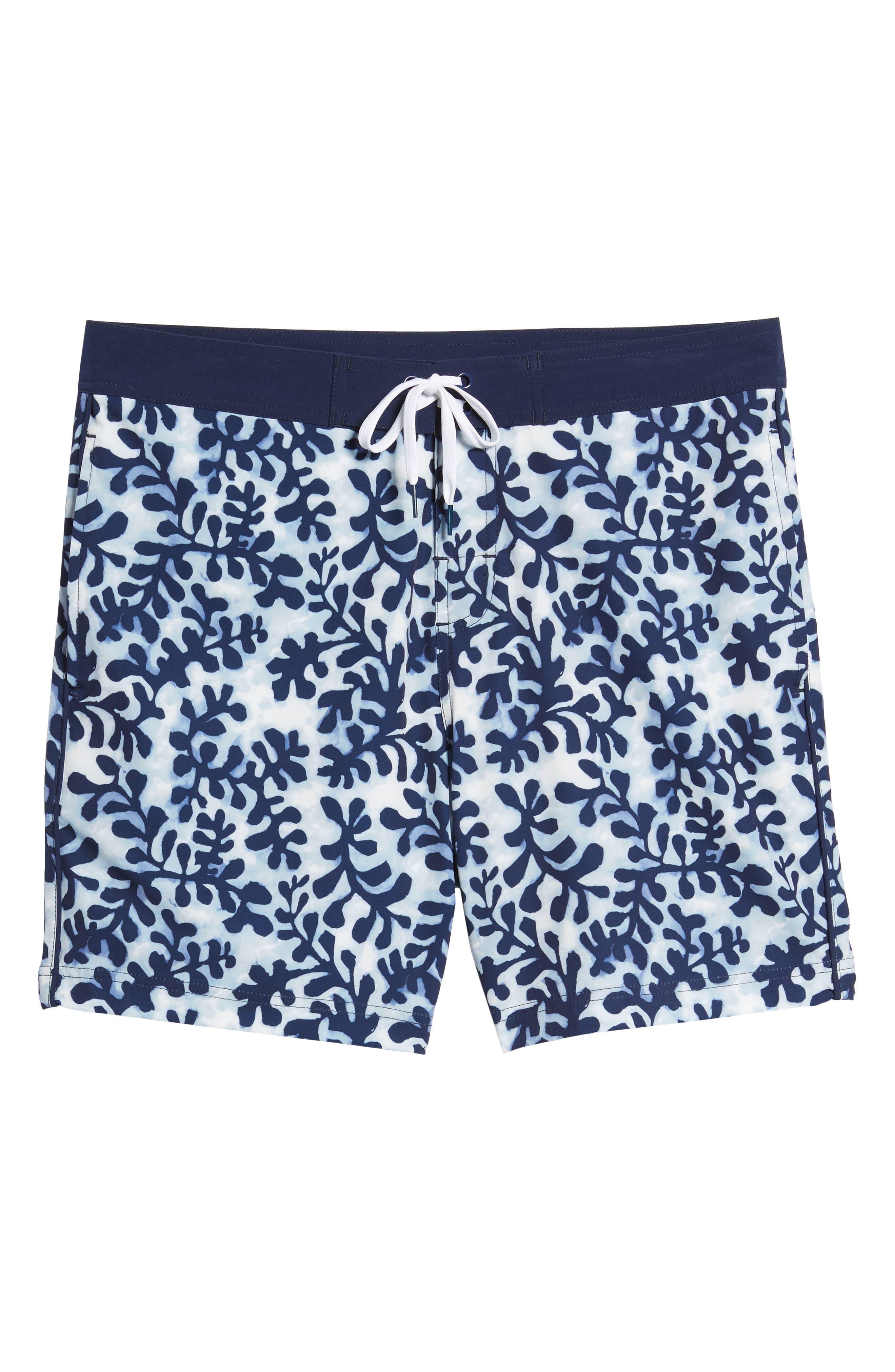 Seaweed Board Shorts,                             Alternate thumbnail 6, color,                             463