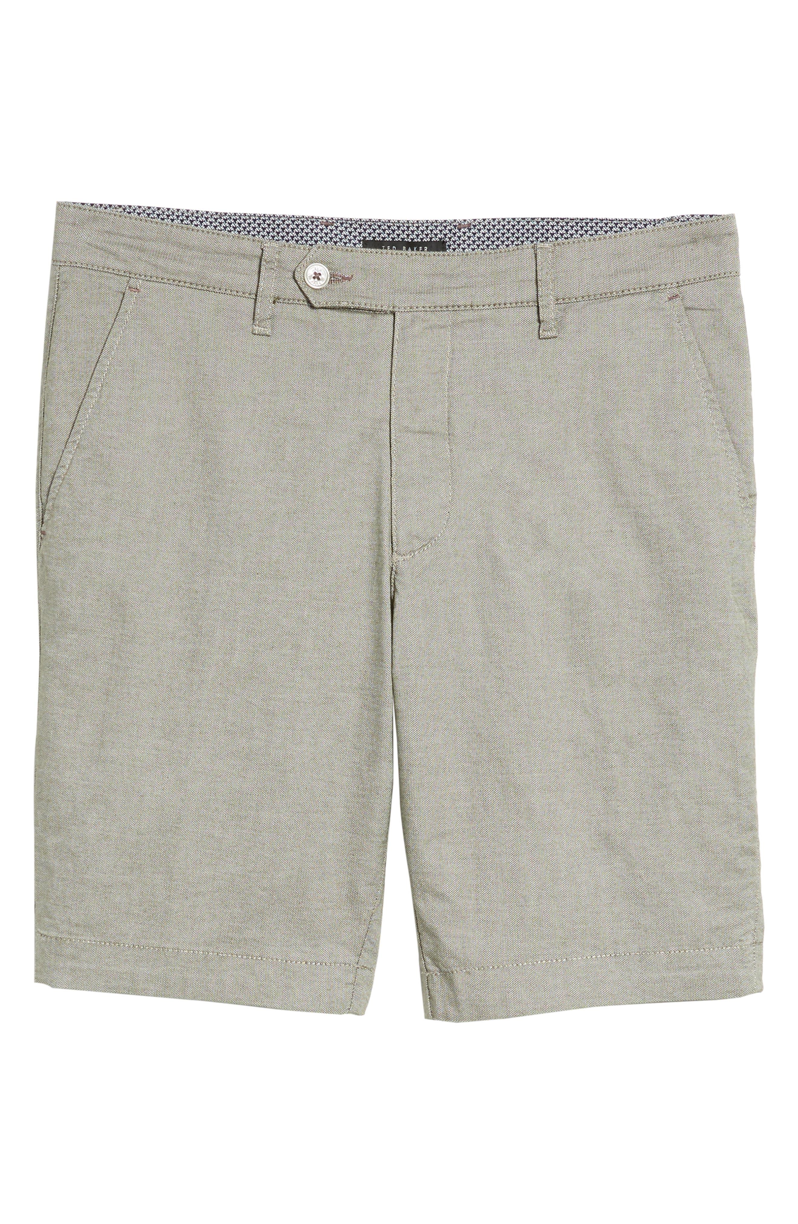 Herbosh Shorts,                             Alternate thumbnail 6, color,                             GREY MARL