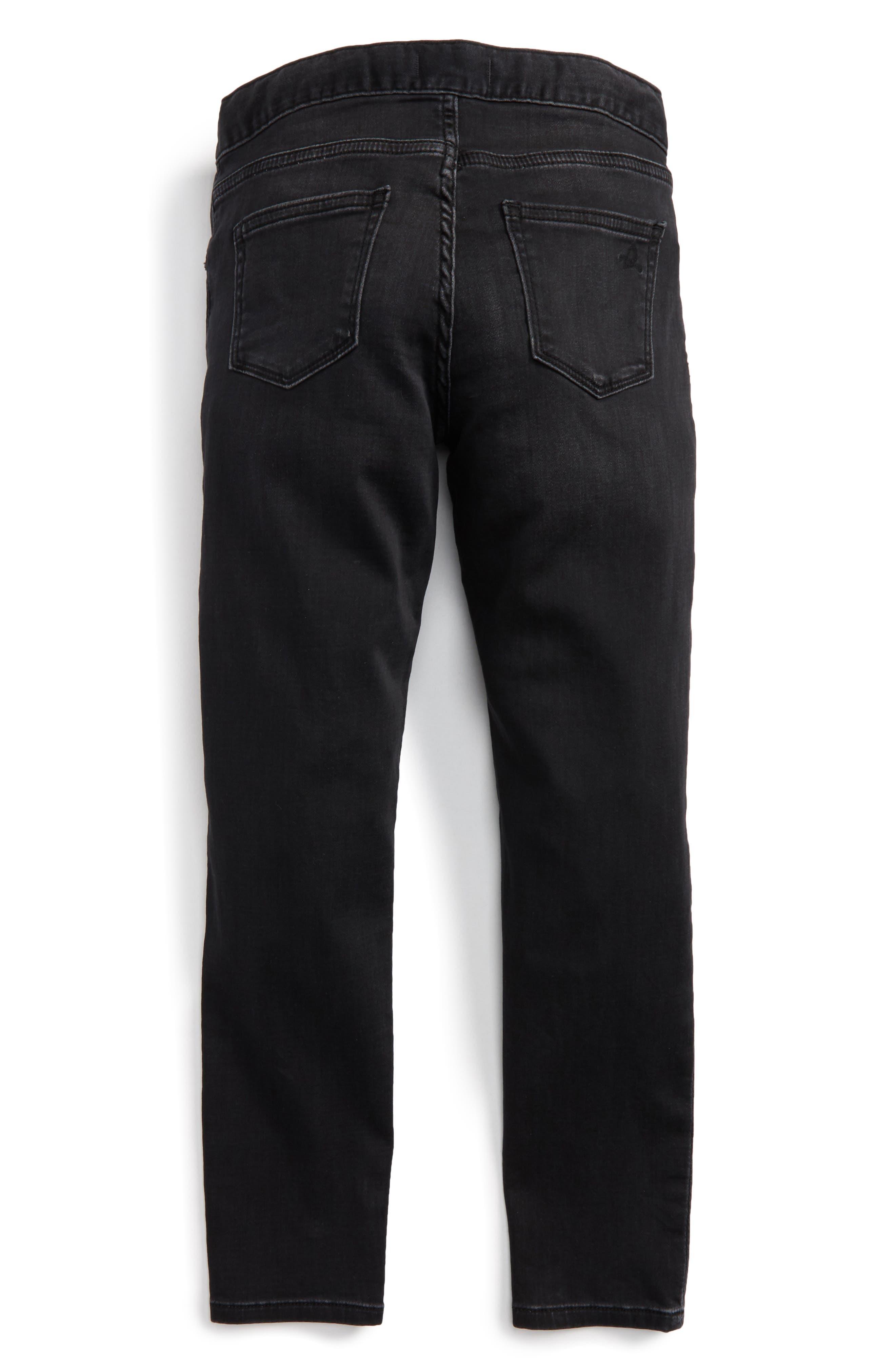 William Straight Leg Jeans,                             Alternate thumbnail 2, color,                             020