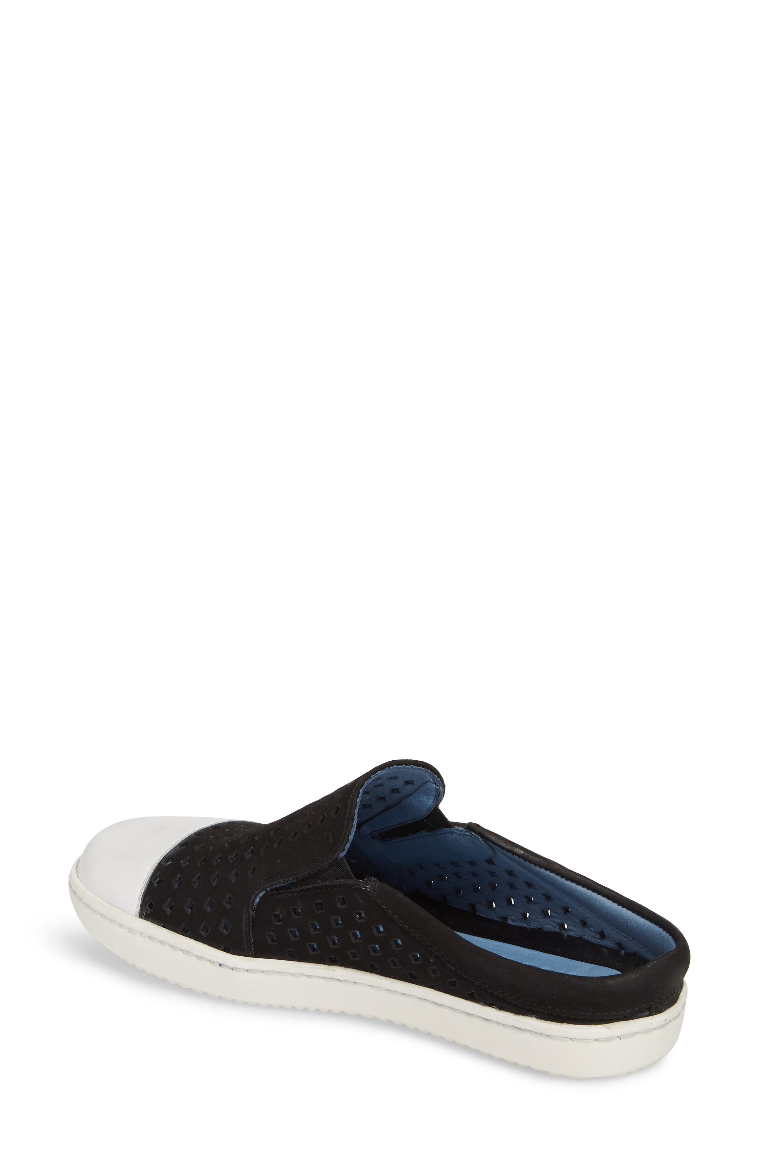 Tippy Slip-On Sneaker,                             Alternate thumbnail 2, color,                             003