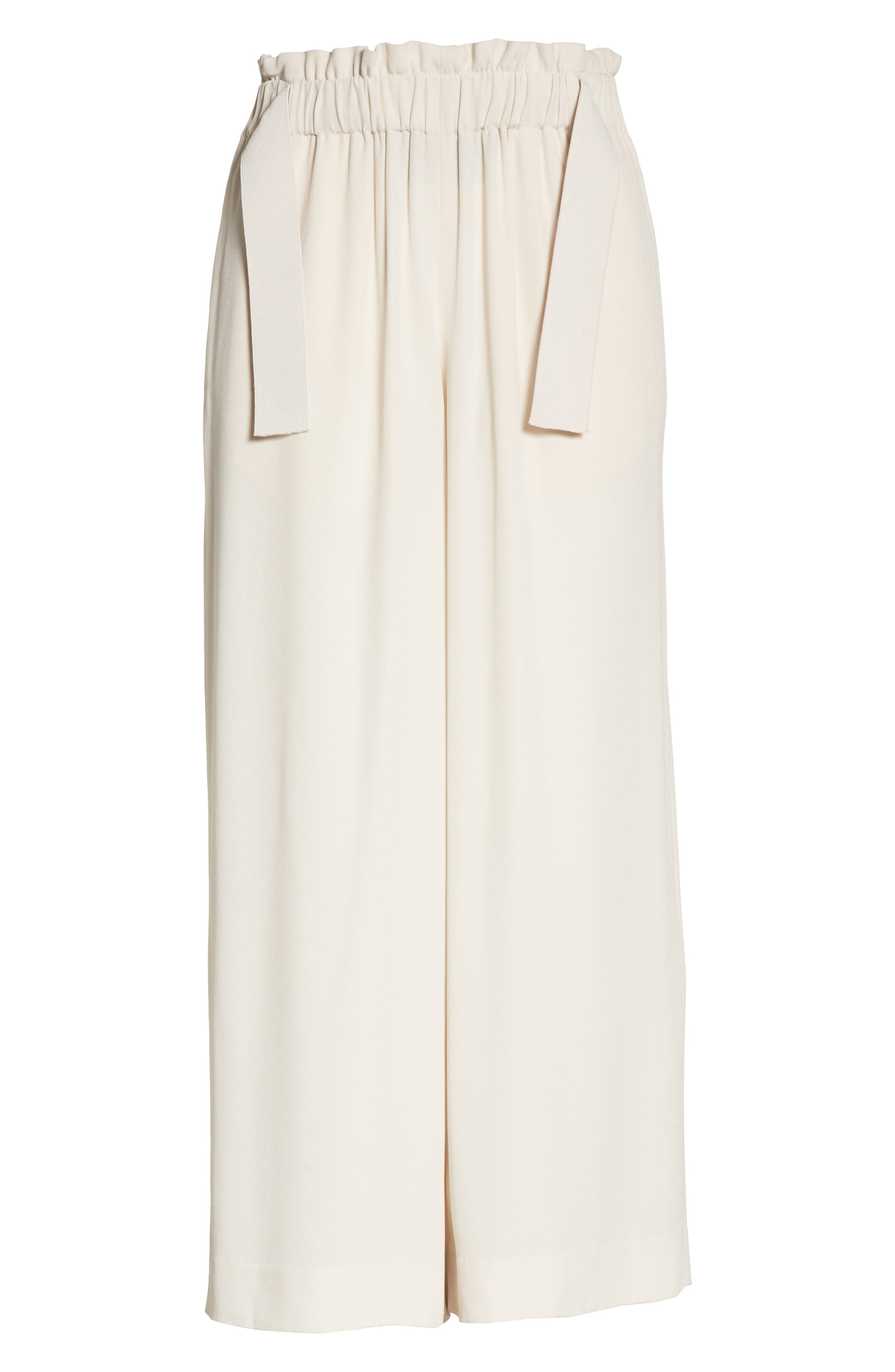 Cinched Waist Culottes,                             Alternate thumbnail 12, color,