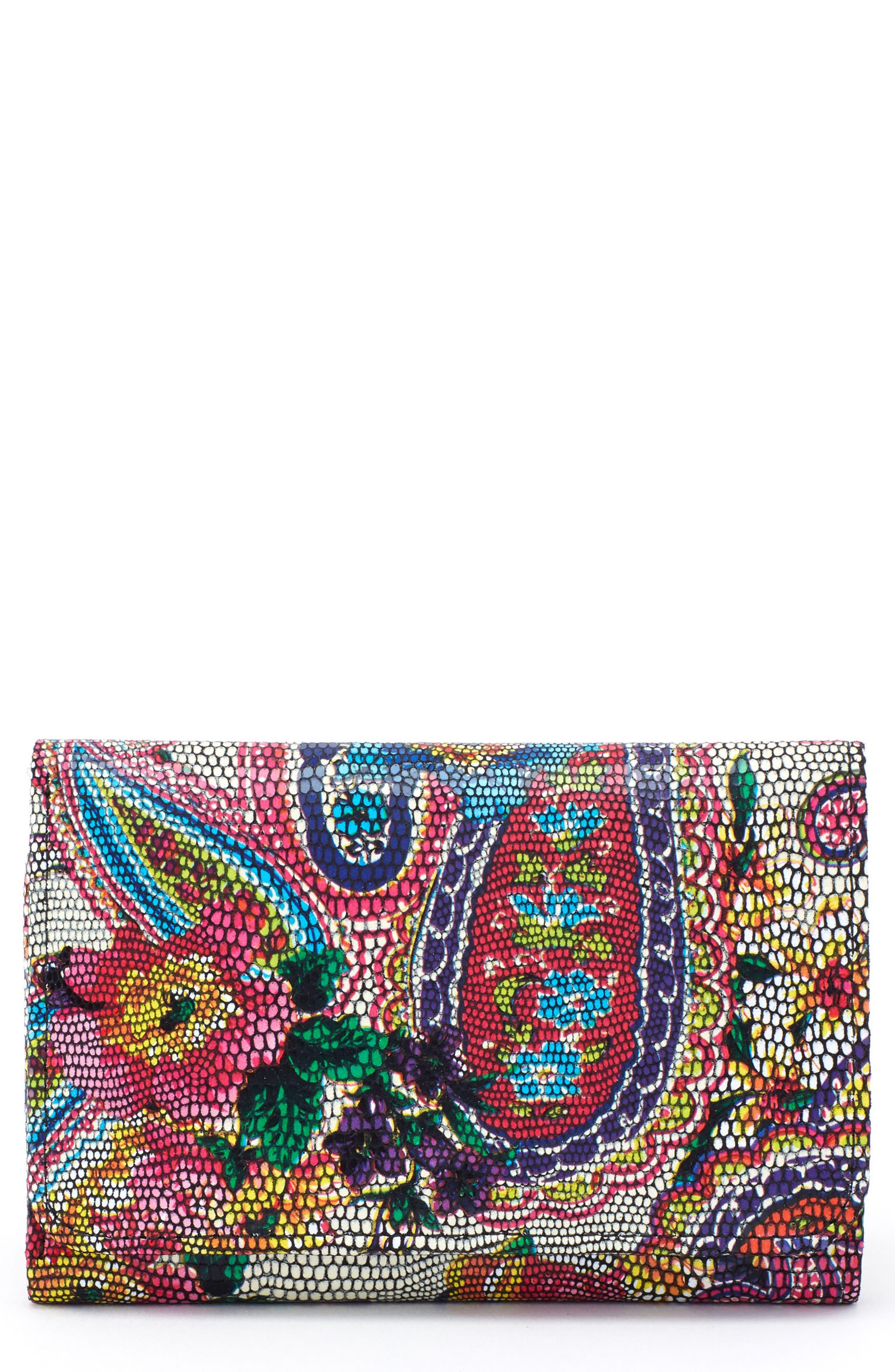 Jill Trifold Wallet,                             Main thumbnail 10, color,
