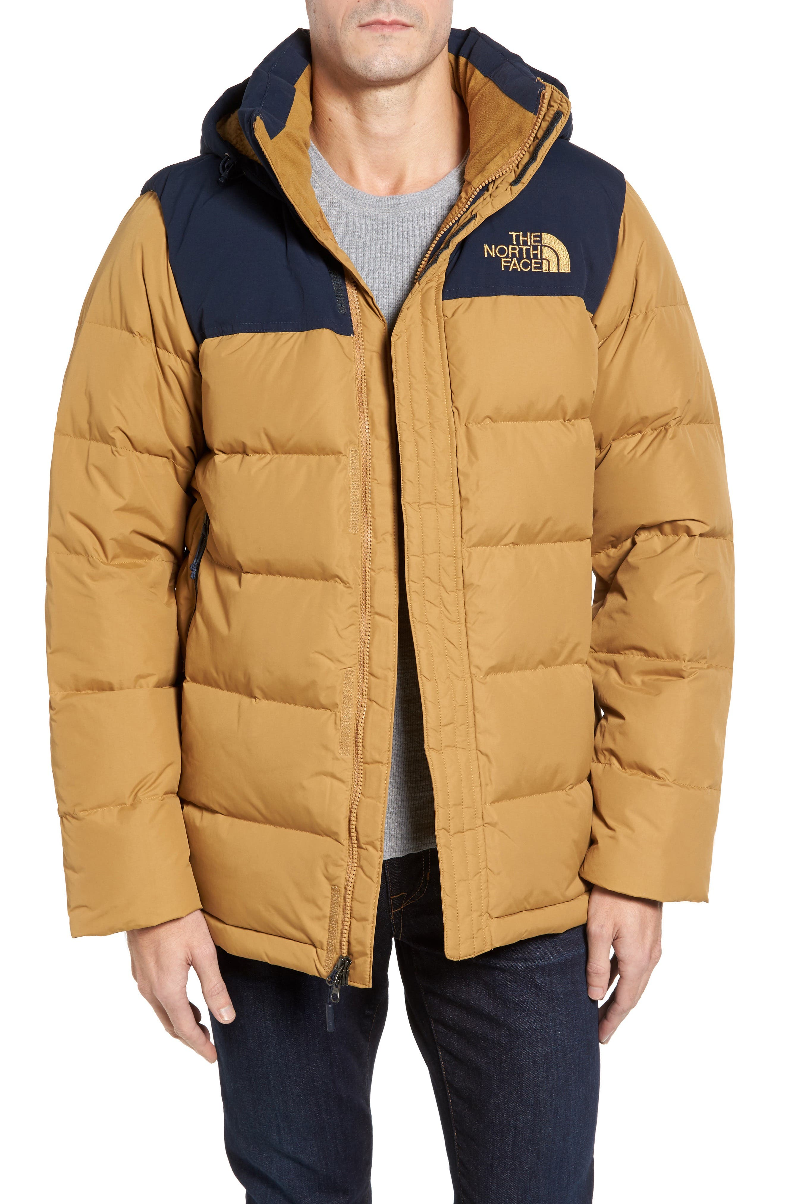 Nuptse Ridge Down Jacket,                             Main thumbnail 5, color,
