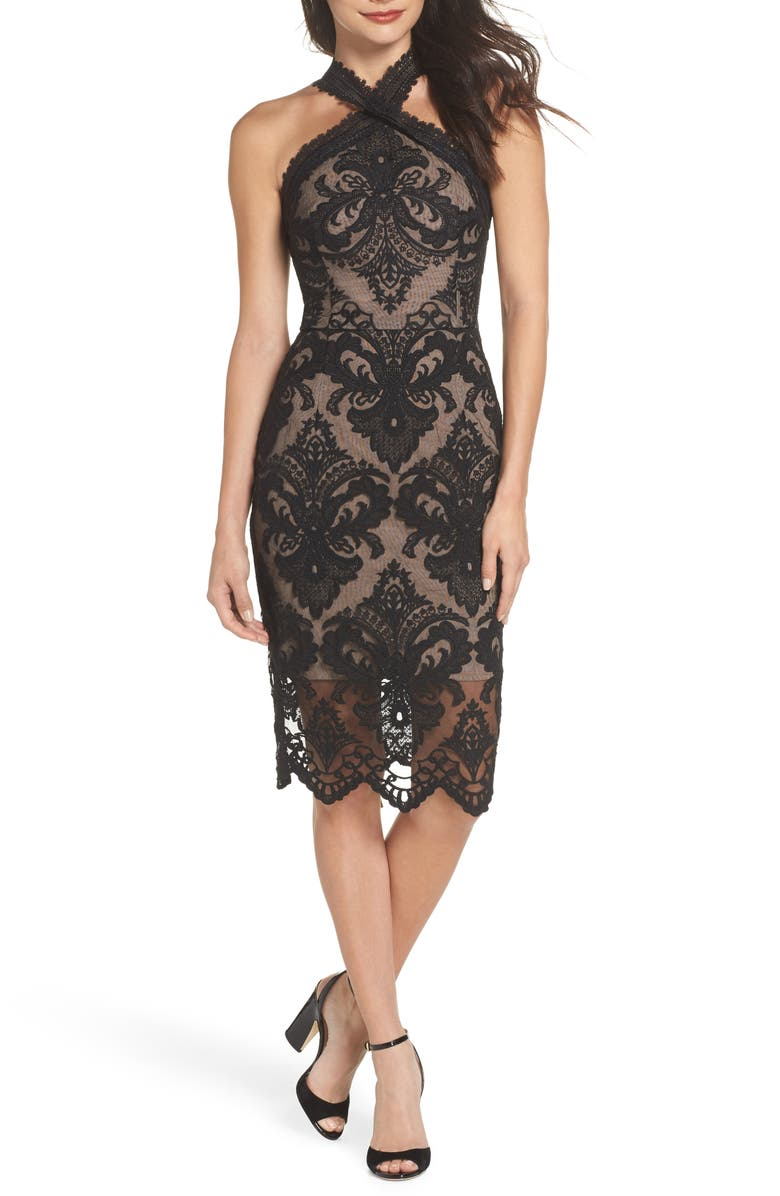 Bronx And Banco NOTRE DAME COCKTAIL DRESS