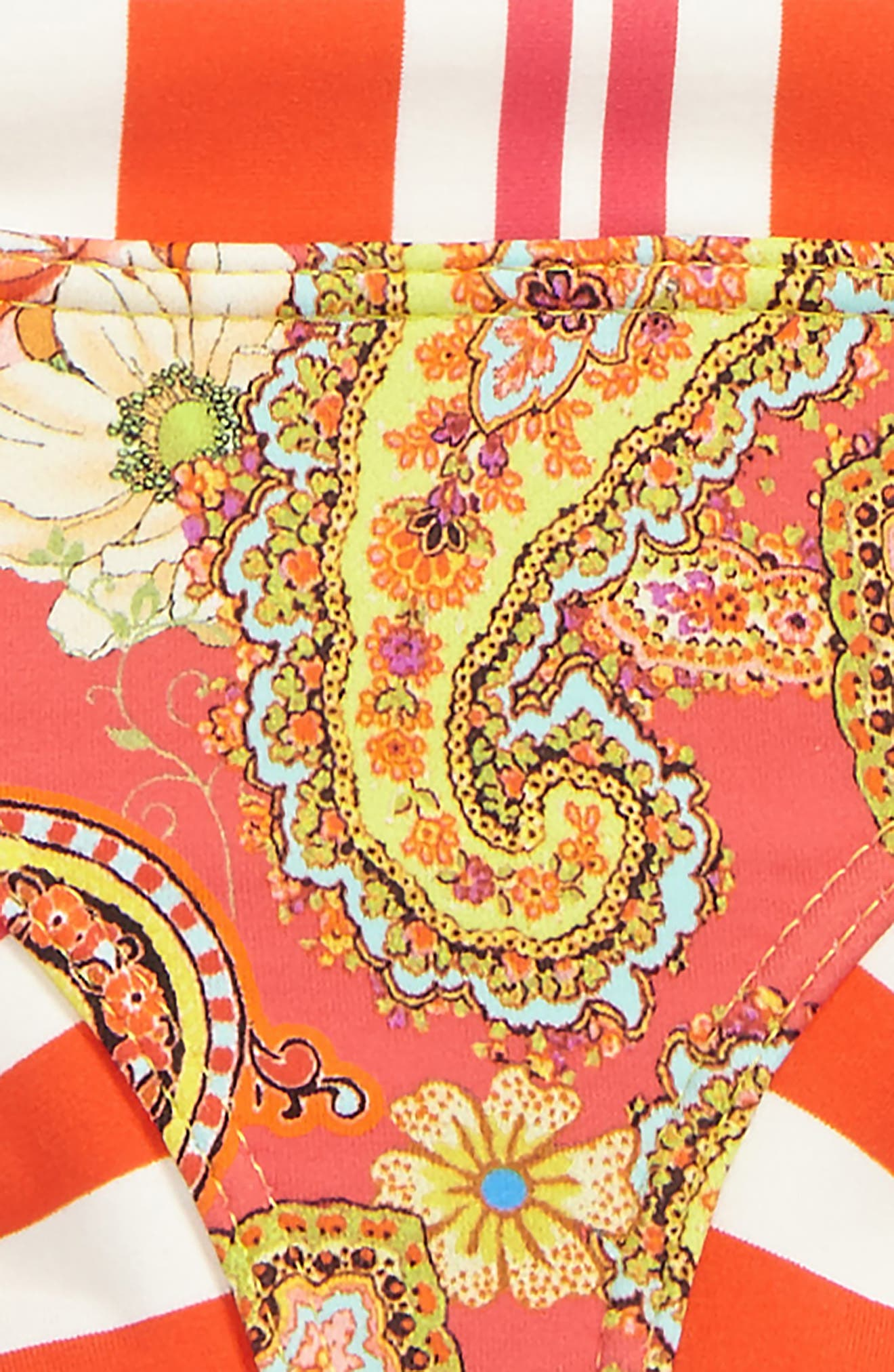 Camellia Two-Piece Swimsuit,                             Alternate thumbnail 2, color,                             600