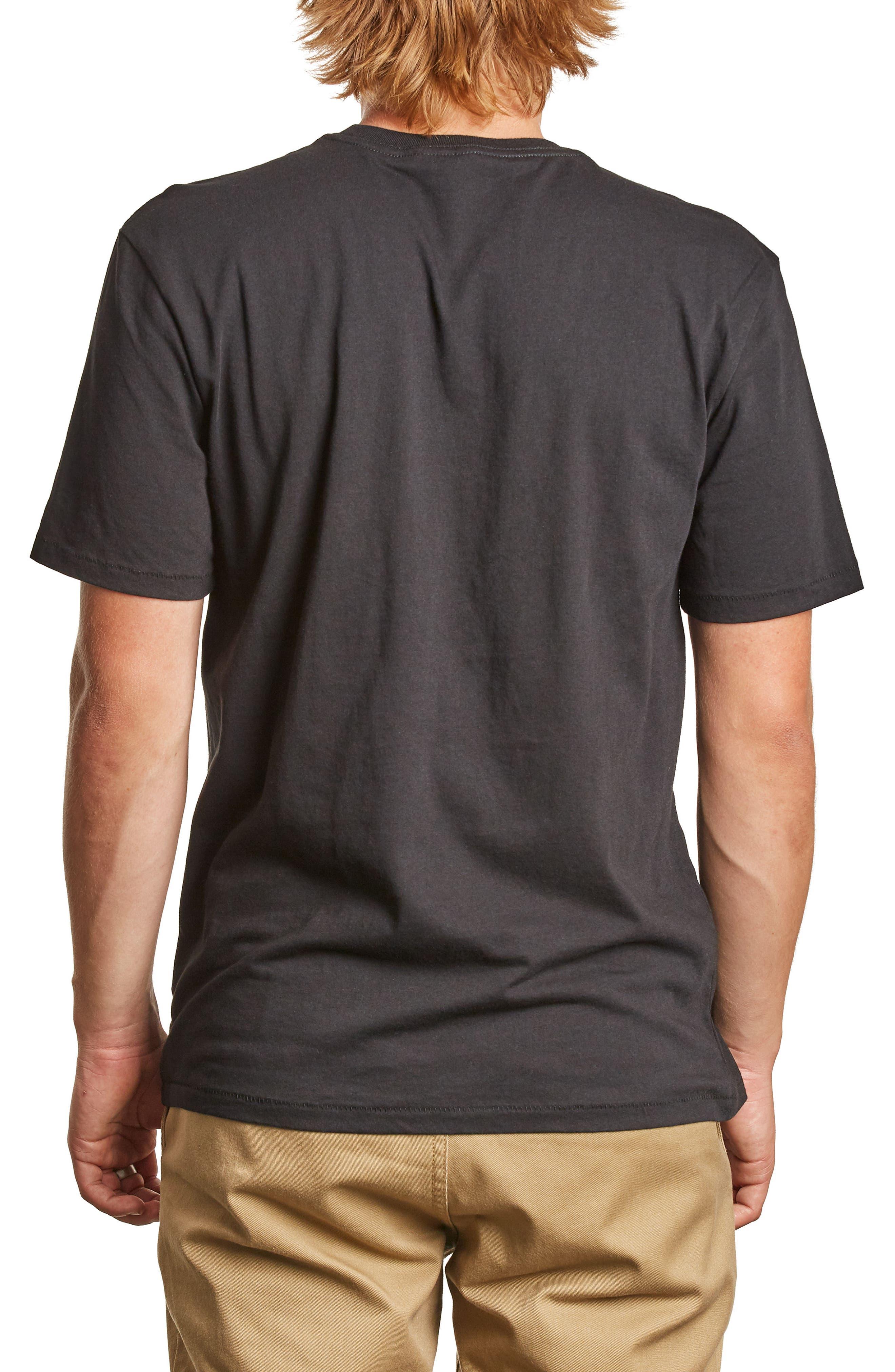 Dale II Premium T-Shirt,                             Alternate thumbnail 2, color,                             001