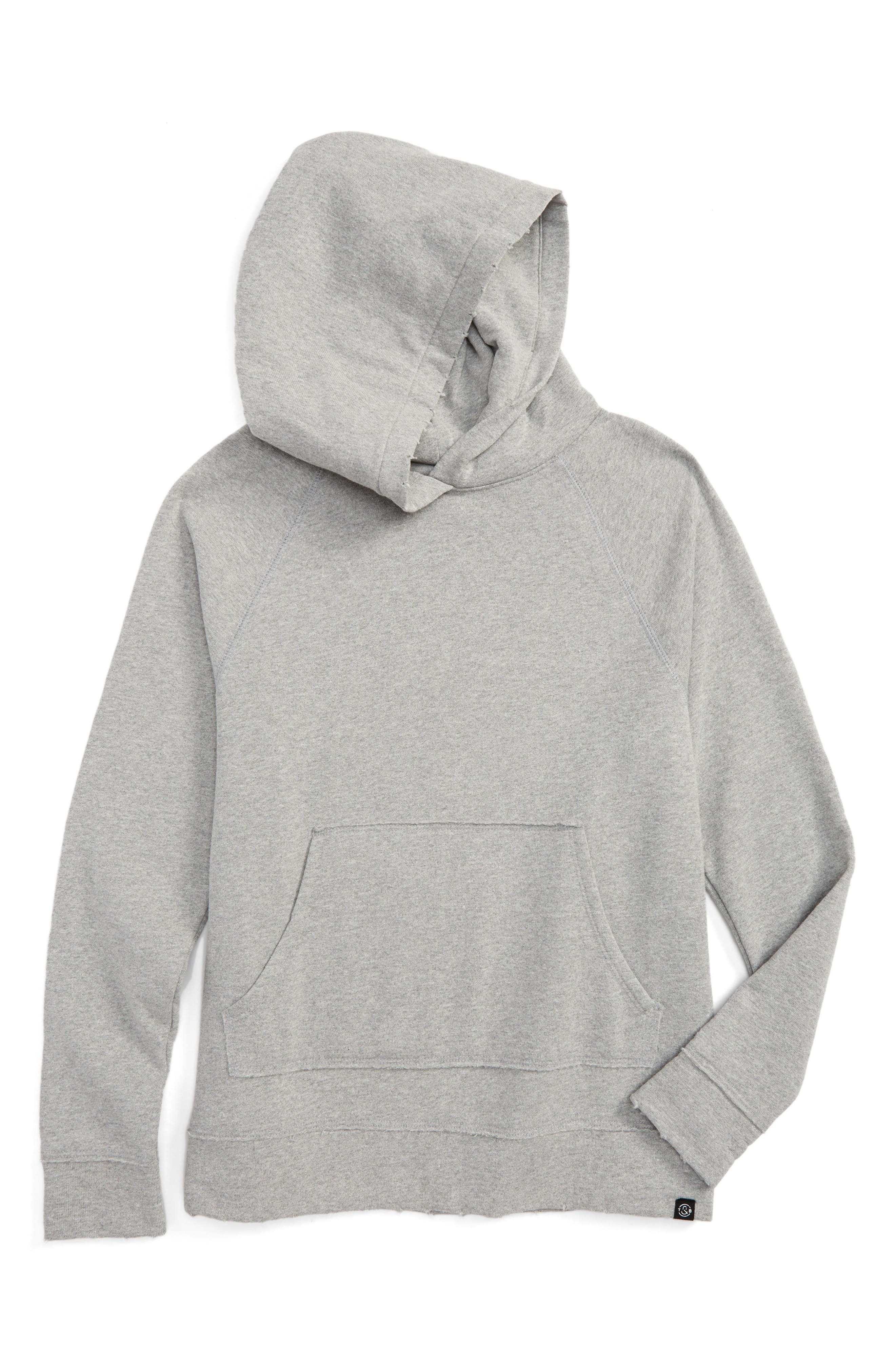 Oversize Hoodie,                             Main thumbnail 1, color,                             030