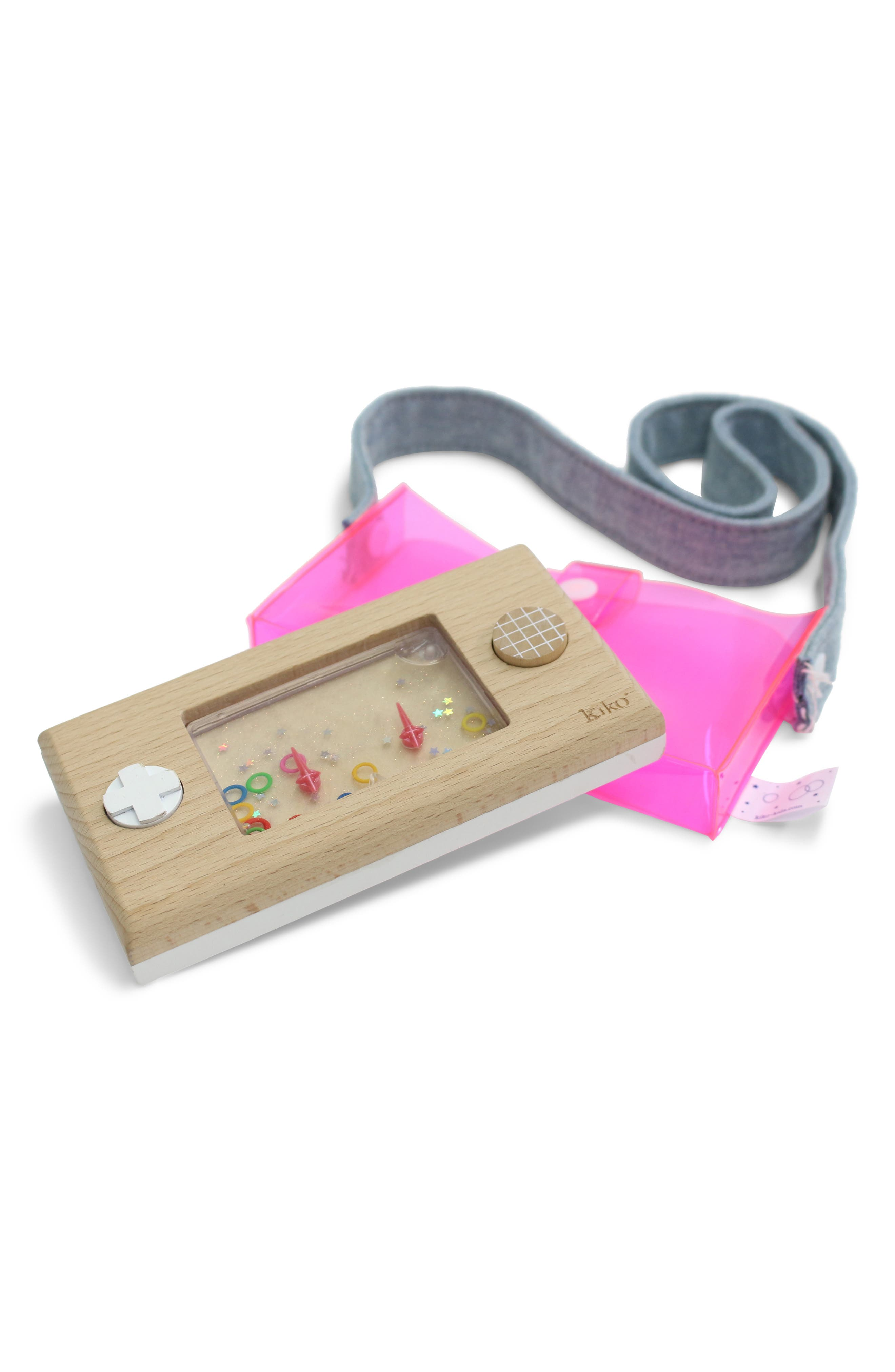 Wakka Game,                         Main,                         color, PINK