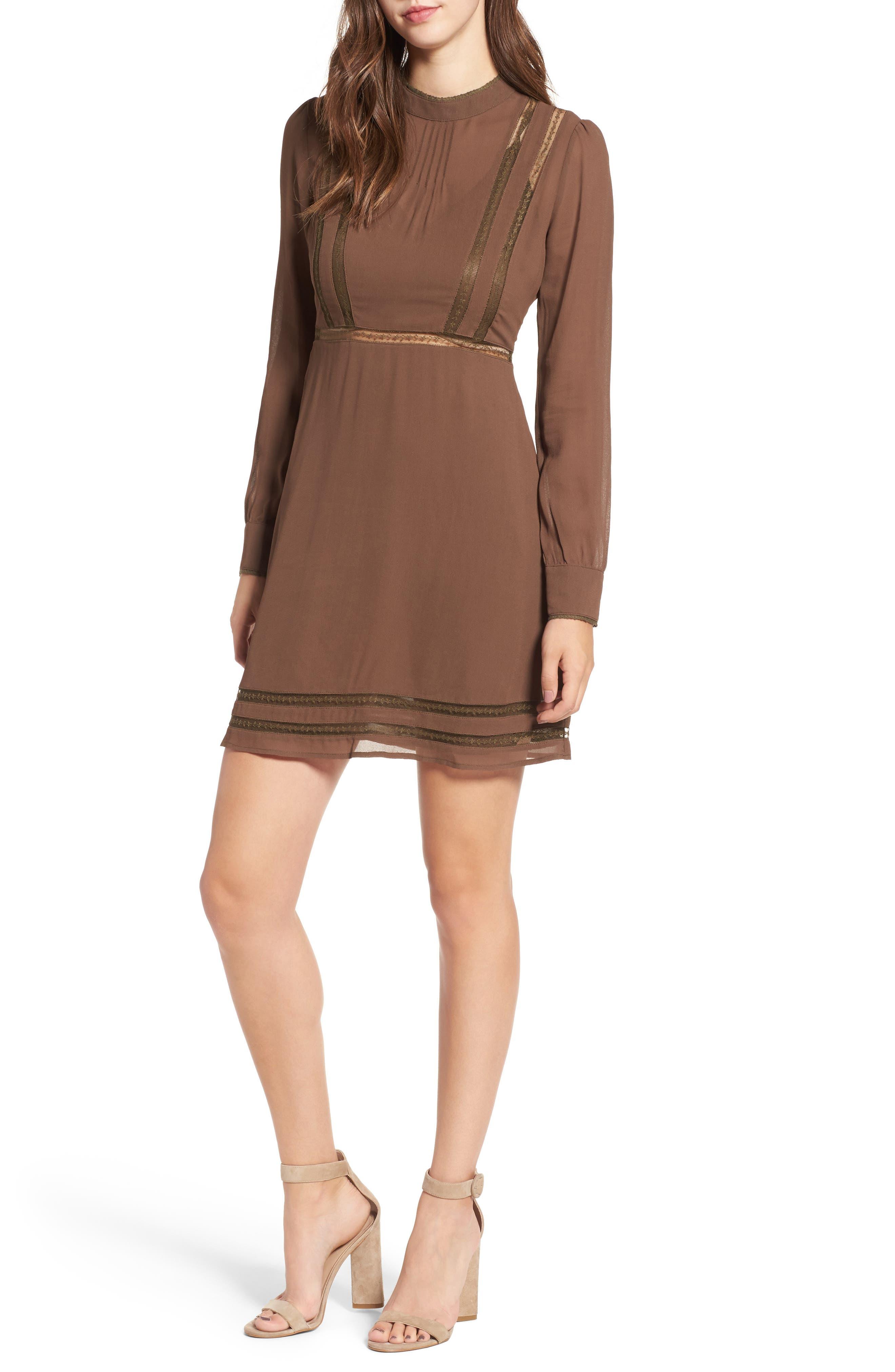 Kirsten A-Line Dress,                             Main thumbnail 2, color,