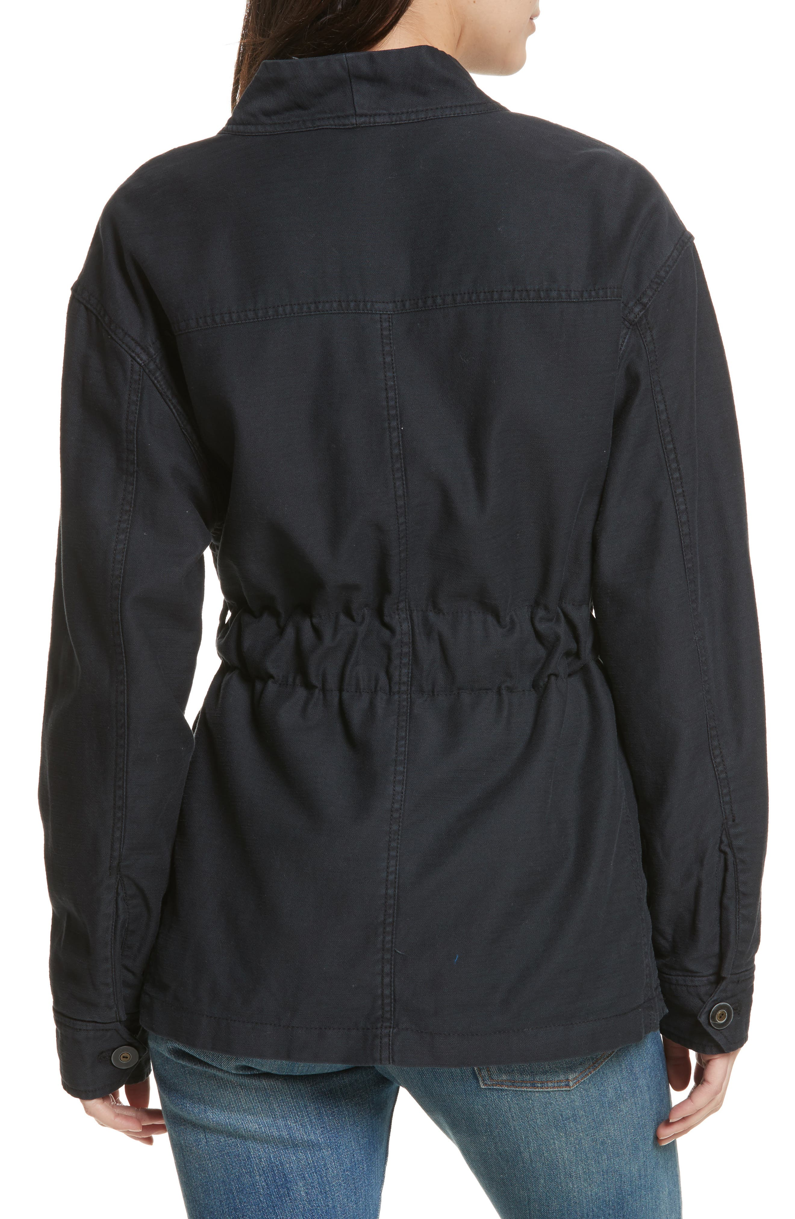 In our Nature Cargo Jacket,                             Alternate thumbnail 2, color,                             001