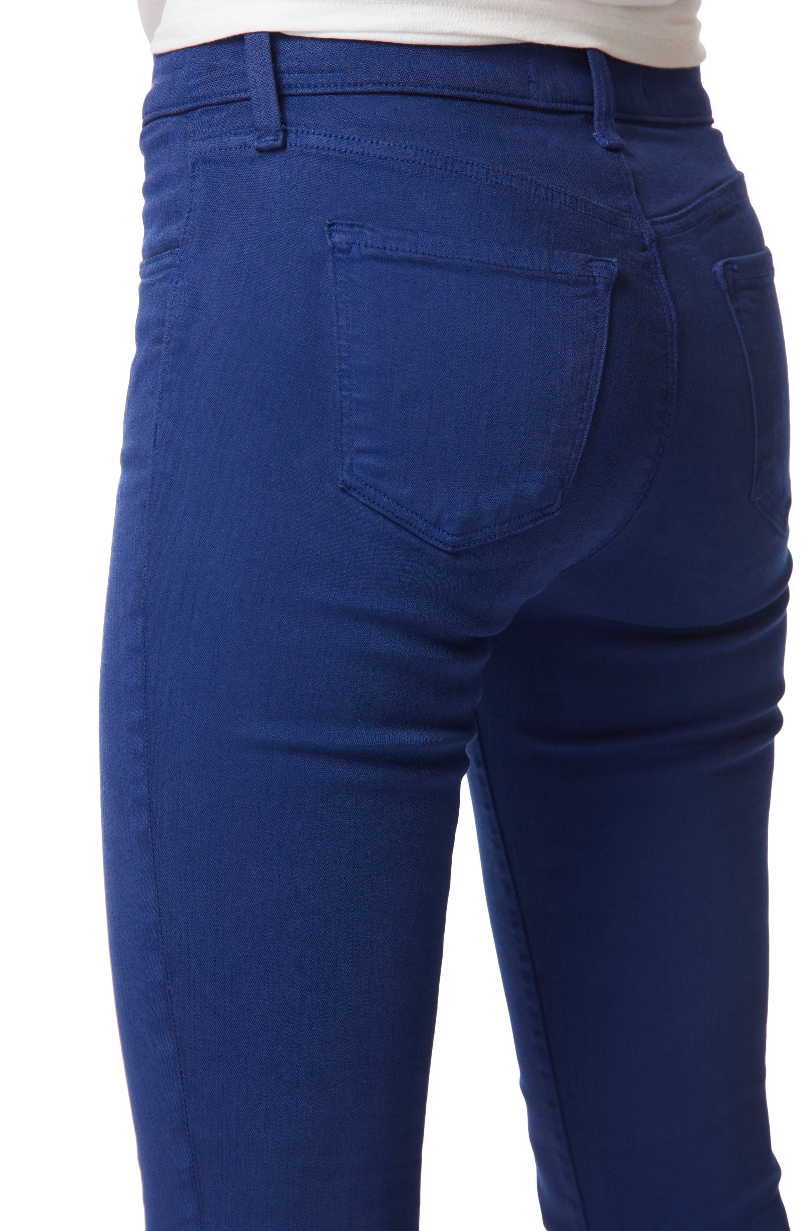 620 Mid Rise Super Skinny Jeans,                             Alternate thumbnail 4, color,                             436