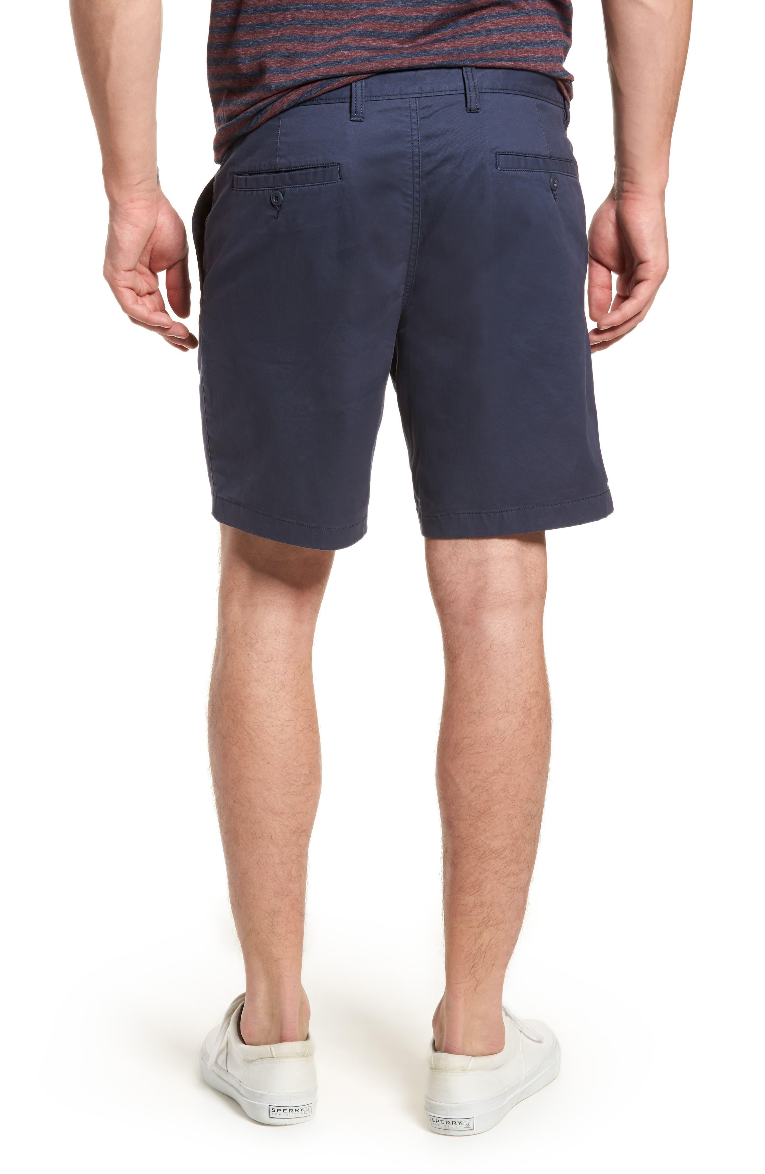 Ballard Slim Fit Stretch Chino 9-Inch Shorts,                             Alternate thumbnail 19, color,