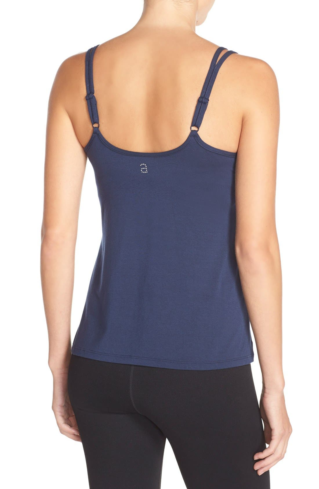 'Valetta' Pocketed Tank,                             Alternate thumbnail 23, color,