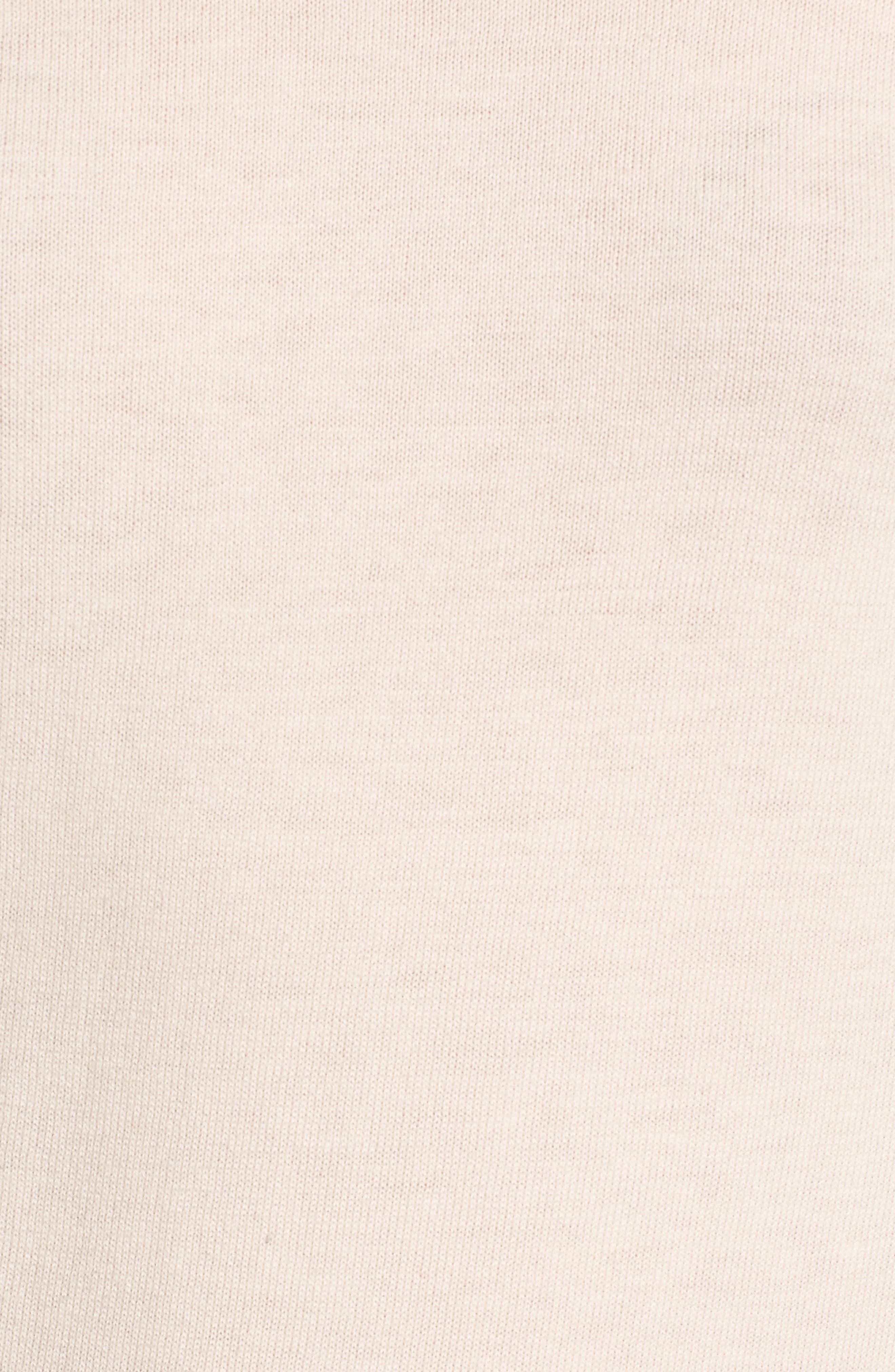 Ruffle Sleeve Sweater,                             Alternate thumbnail 20, color,