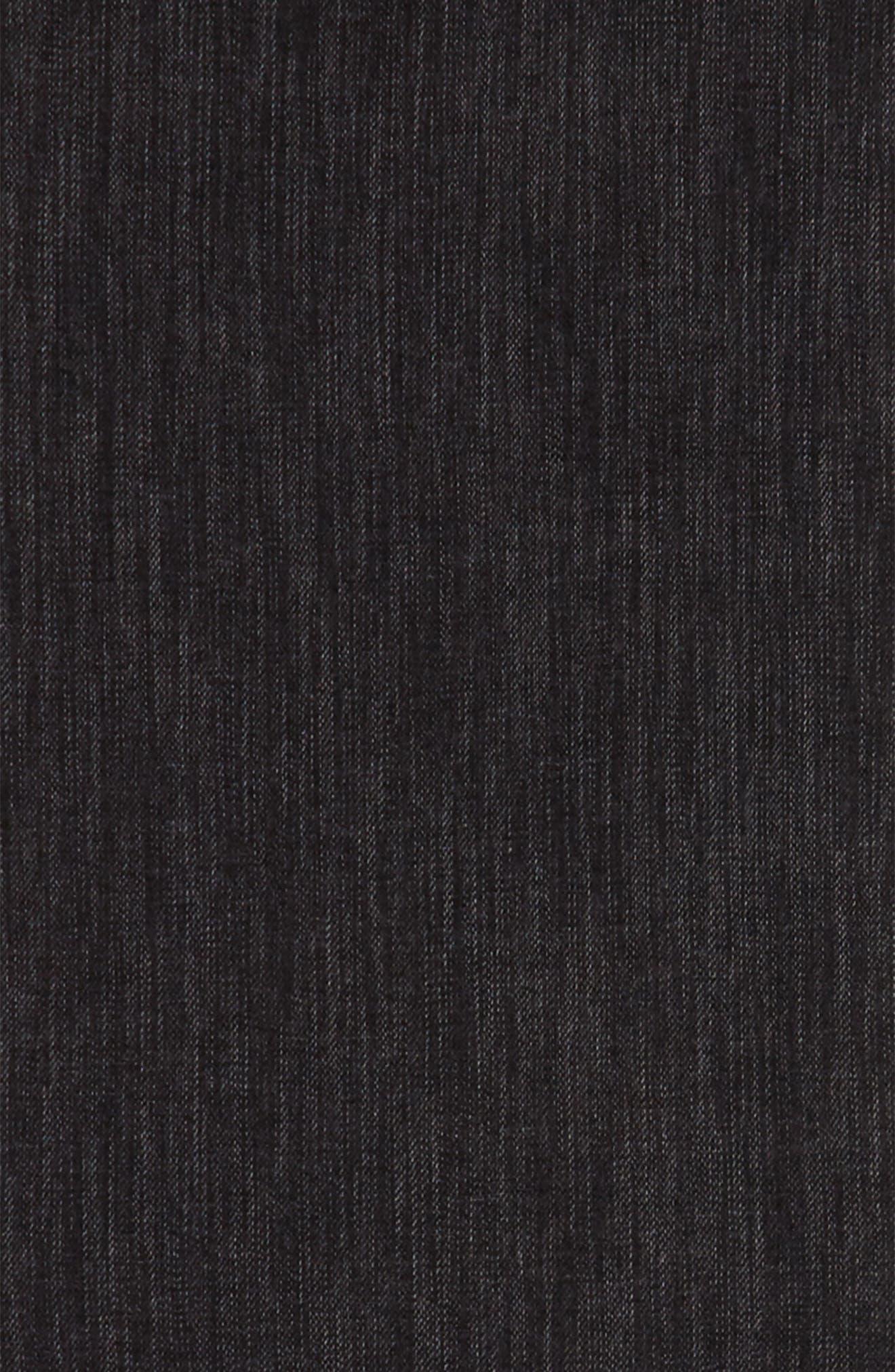 Délavé Lightweight Wool Blend Scarf,                             Alternate thumbnail 5, color,
