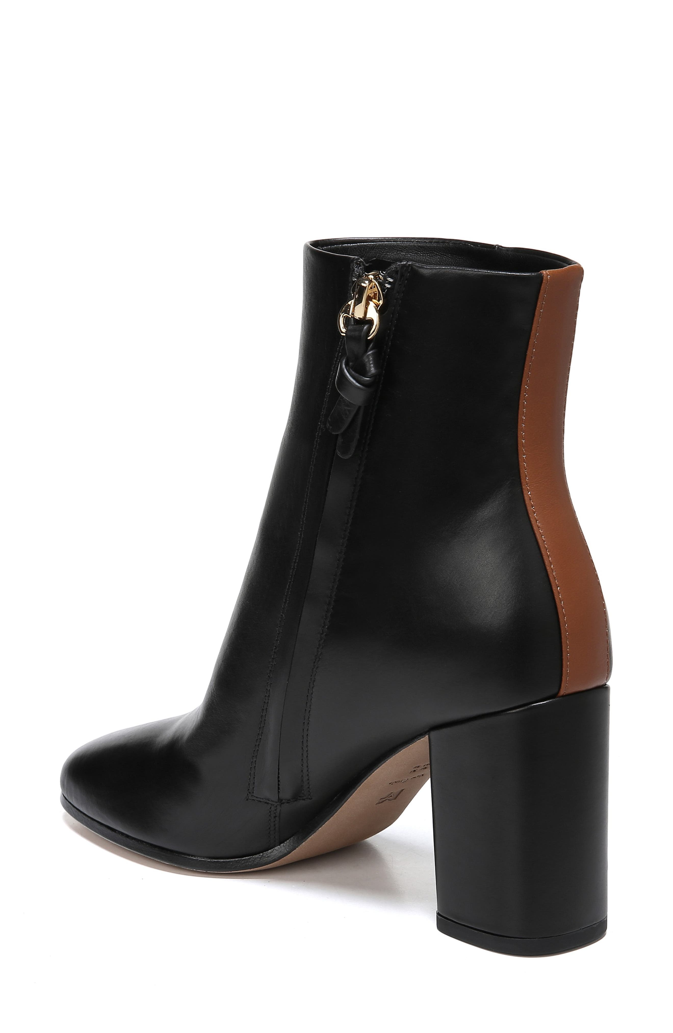 Robyn Bootie,                             Alternate thumbnail 2, color,                             BLACK
