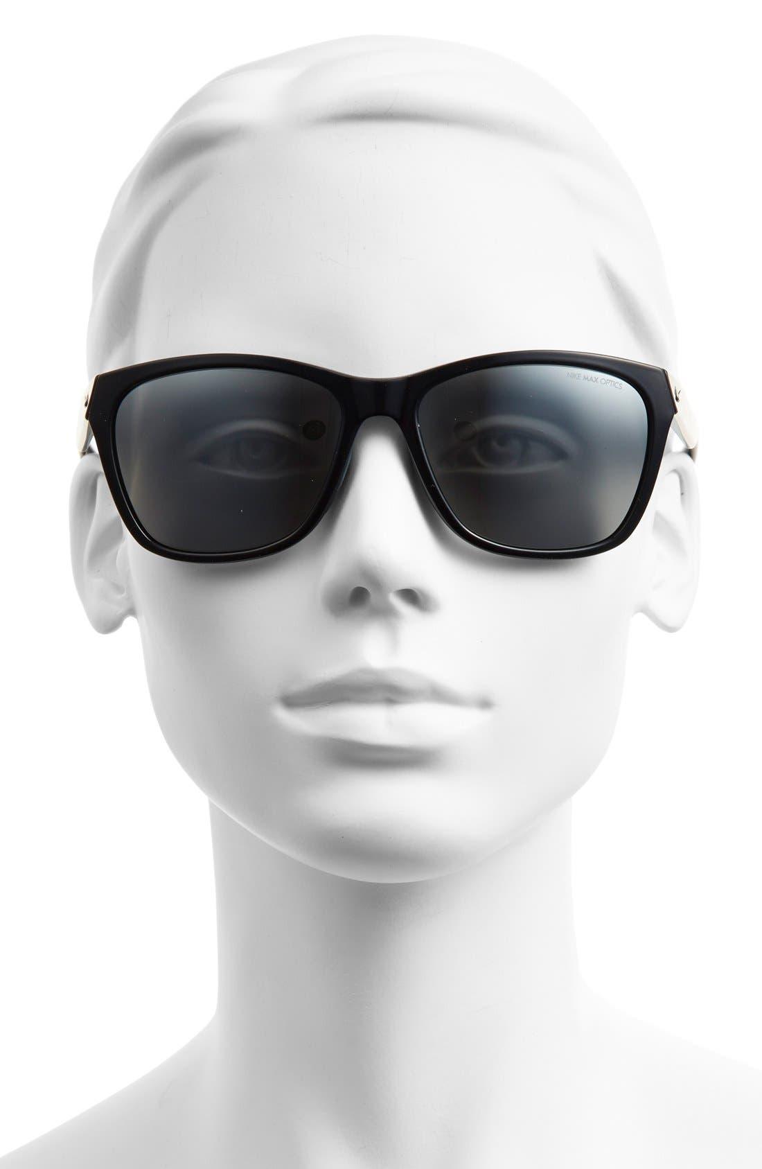'Vital' 58mm Sunglasses,                             Alternate thumbnail 2, color,                             001