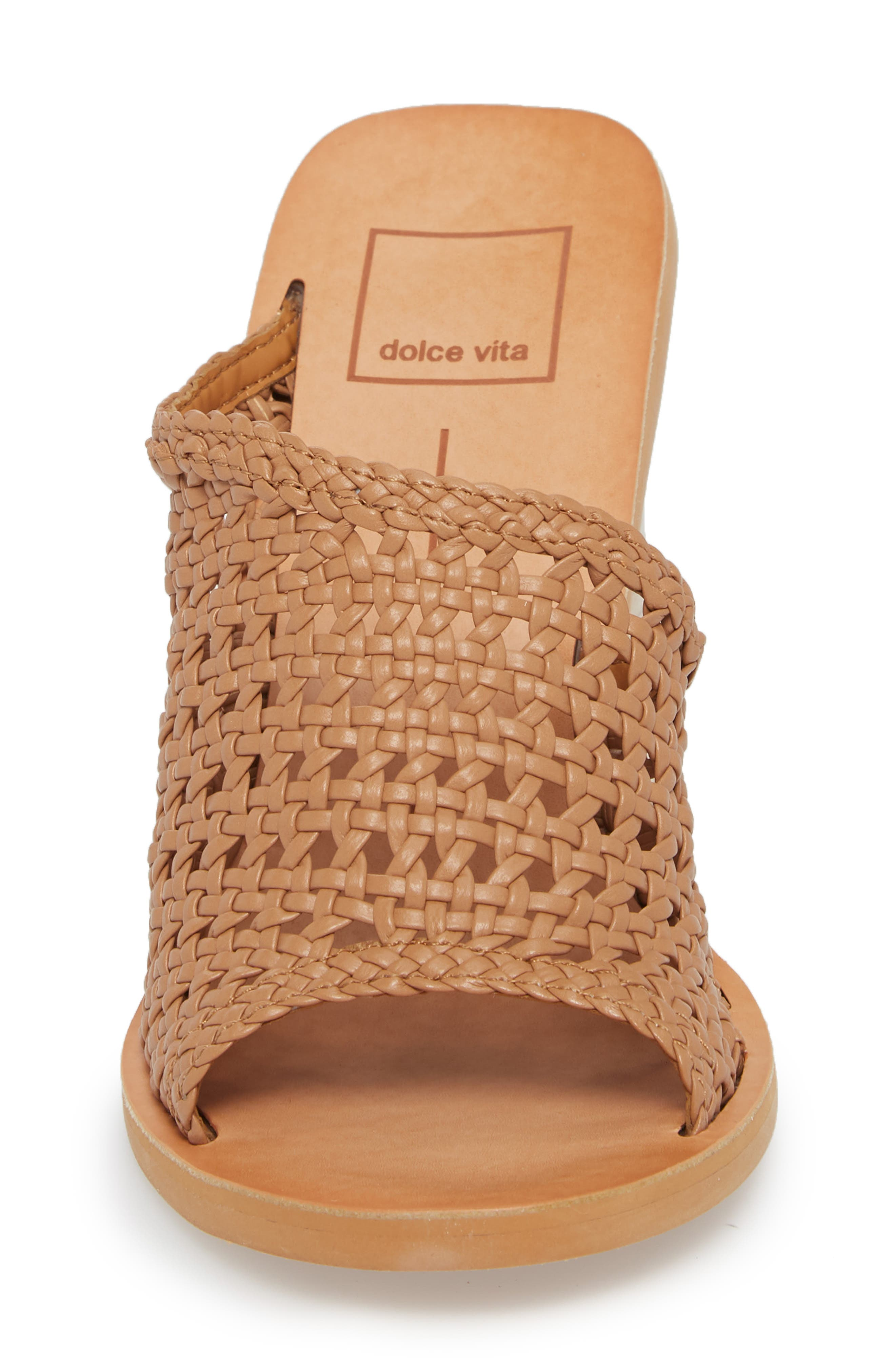 Anton Woven Sandal,                             Alternate thumbnail 4, color,                             200
