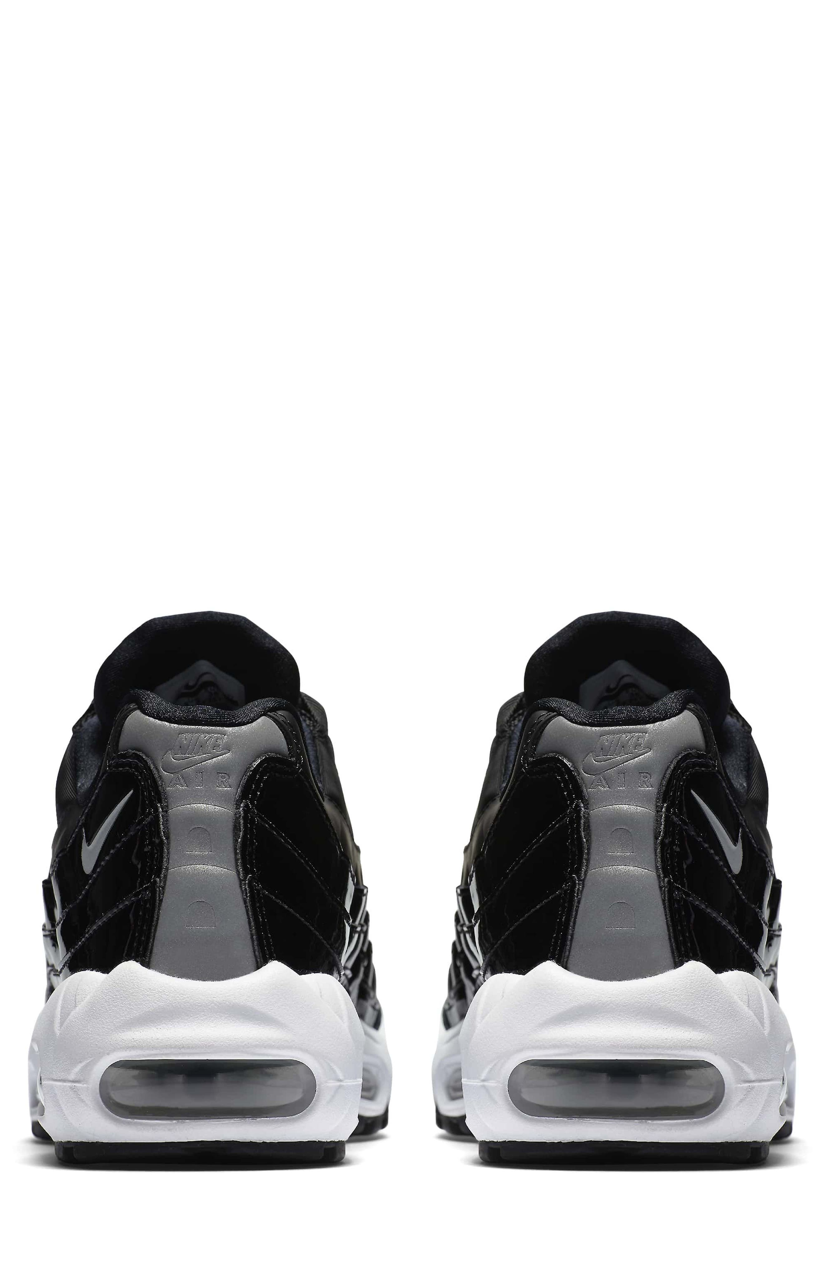 Air Max 95 Special Edition Running Shoe,                             Alternate thumbnail 2, color,                             001