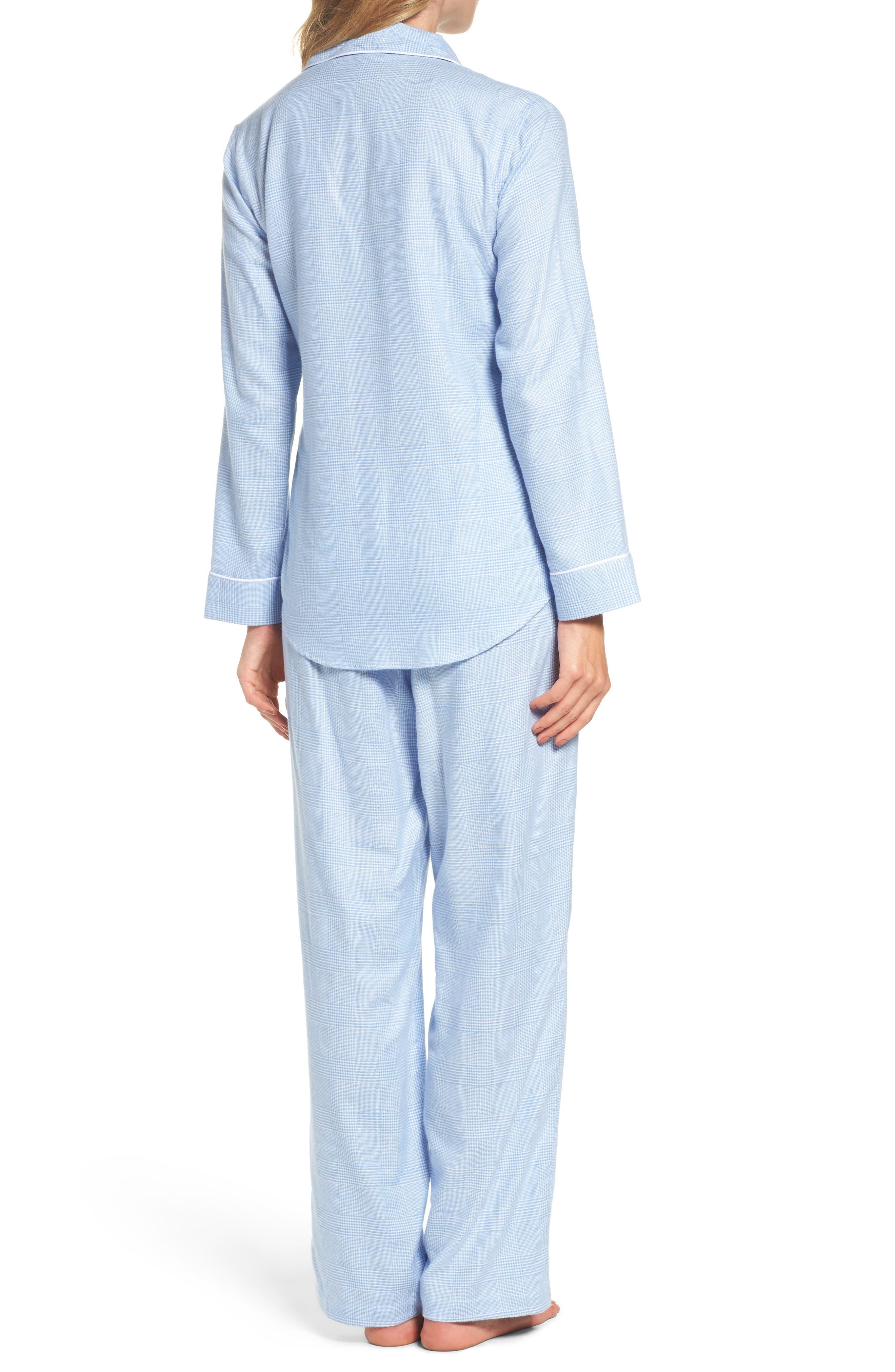 Long Pajamas,                             Alternate thumbnail 2, color,                             410