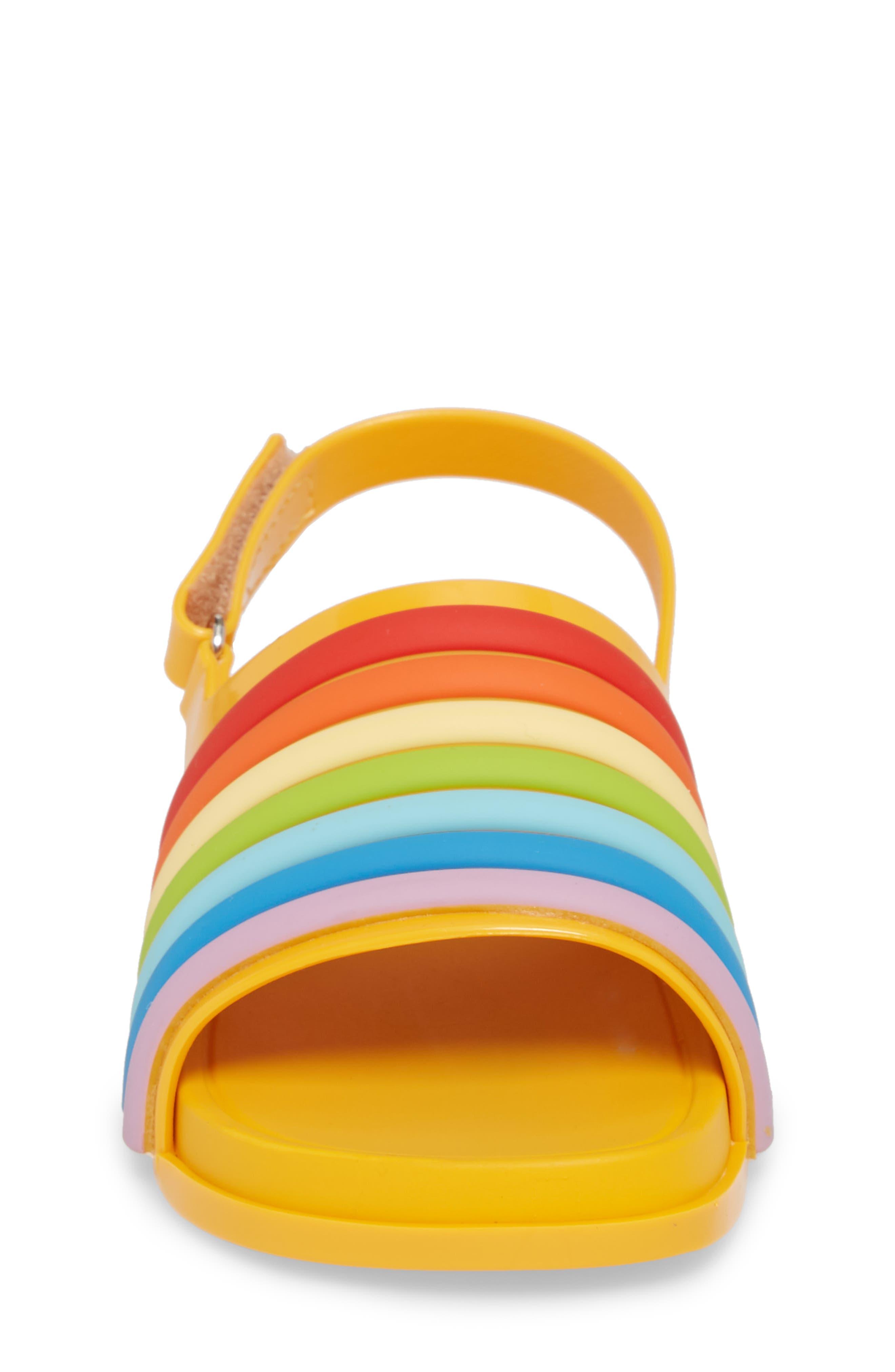 Rainbow Beach Sandal,                             Alternate thumbnail 16, color,