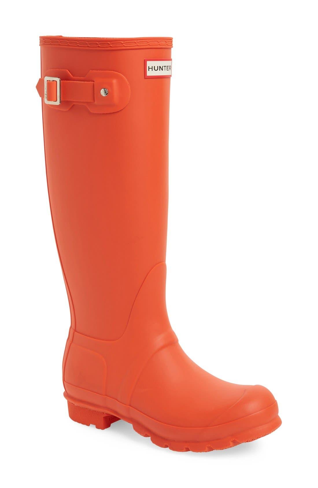 'Original Tall' Rain Boot,                             Main thumbnail 37, color,