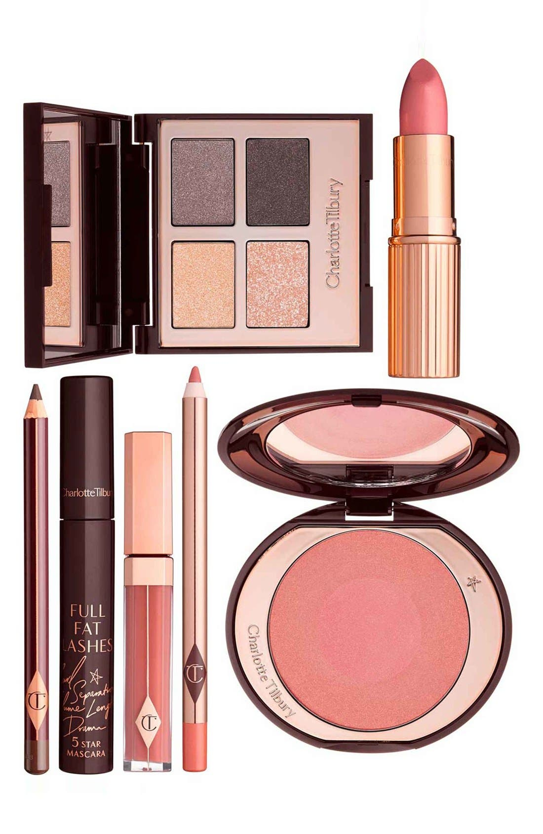 The Uptown Girl Look Set,                             Main thumbnail 1, color,                             NO COLOR