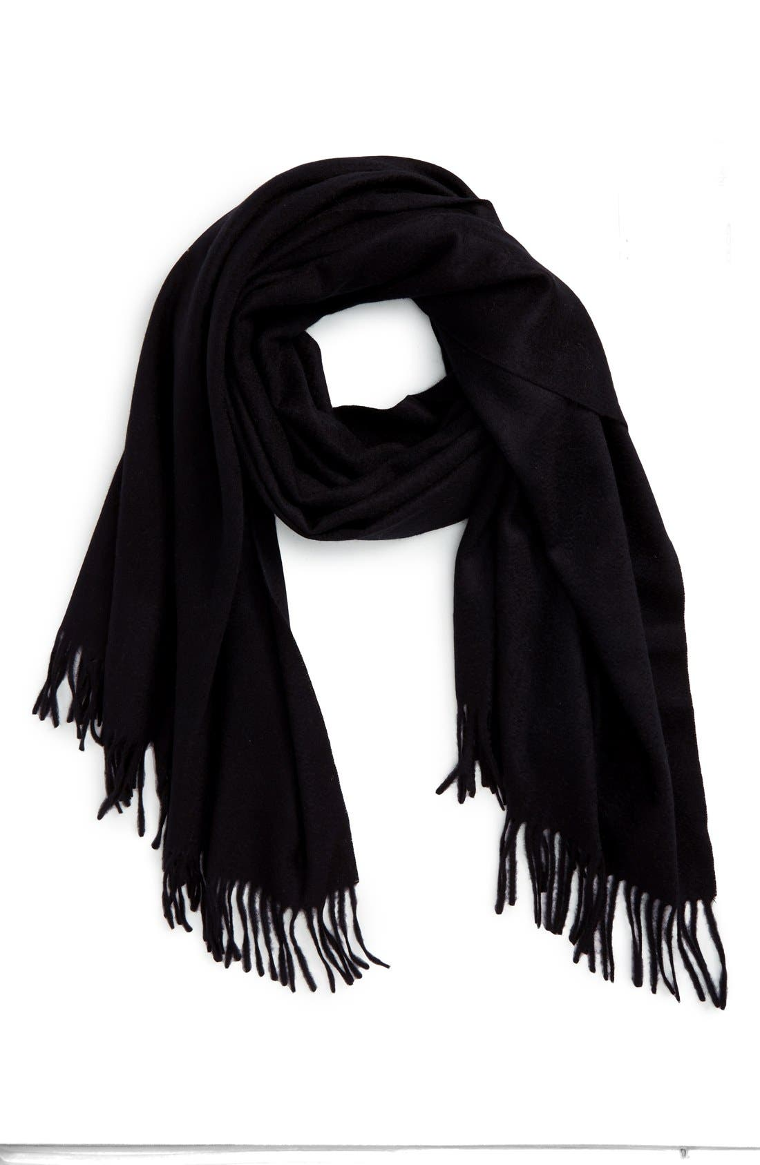 Oversize Cashmere Wrap,                         Main,                         color,