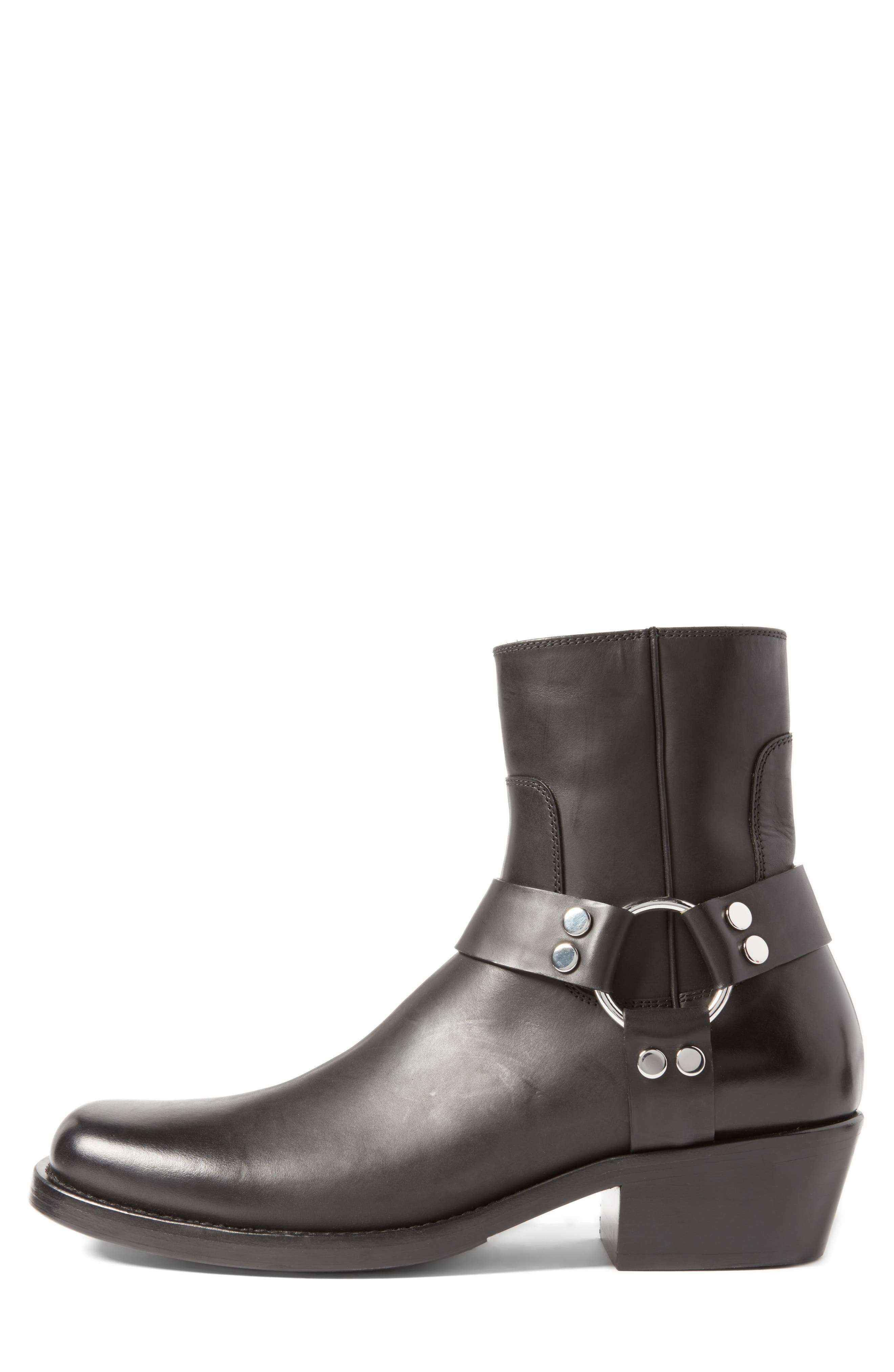 Harness Boot,                             Alternate thumbnail 3, color,                             001