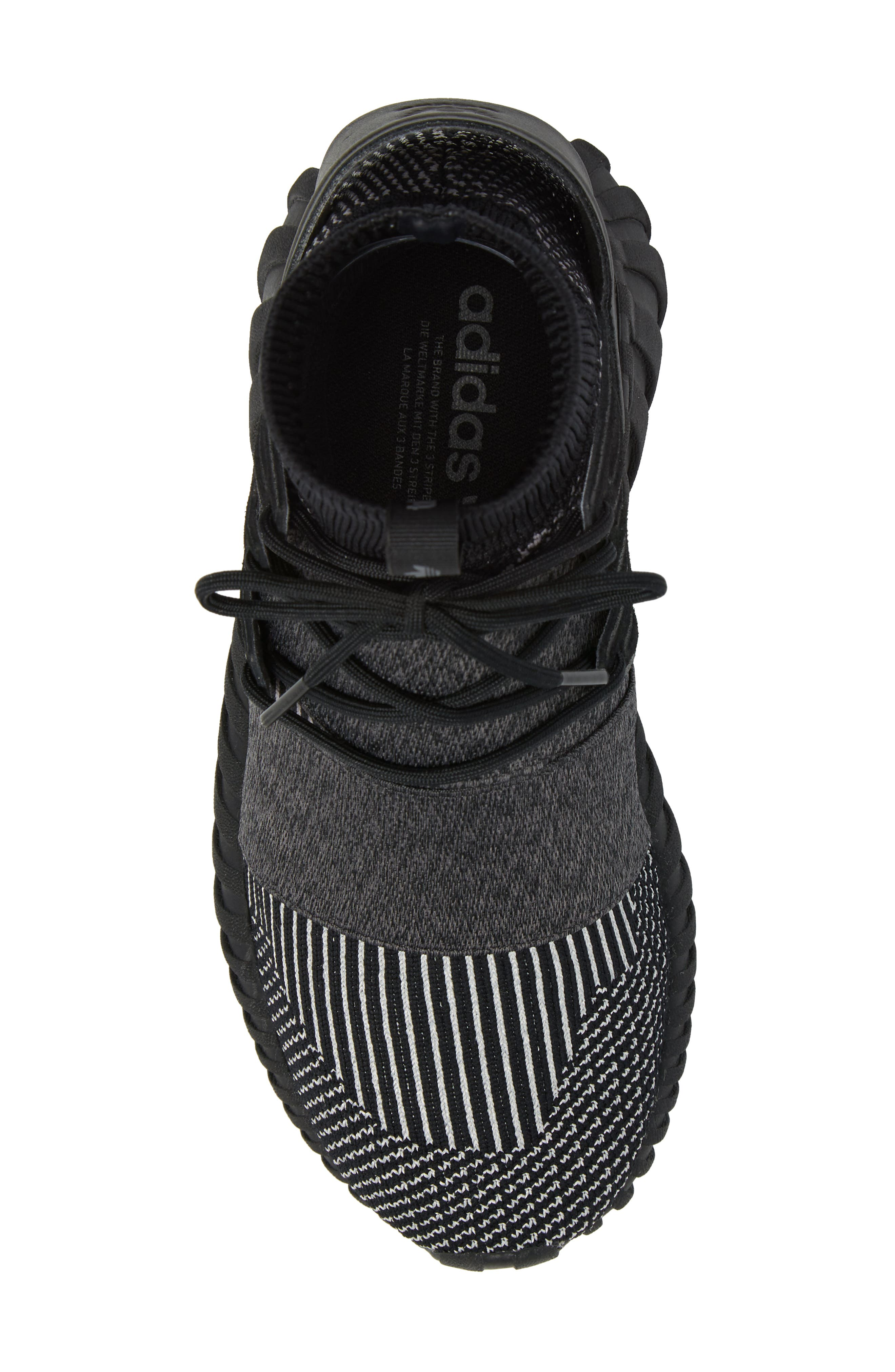 Tubular Doom Primeknit Sneaker,                             Alternate thumbnail 5, color,                             006