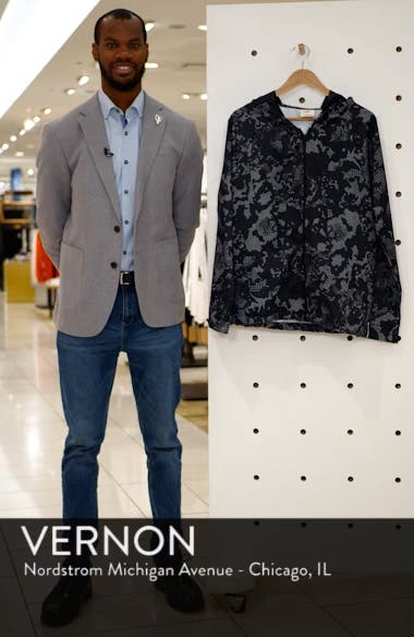 Brisk Black Camo Jacket, sales video thumbnail