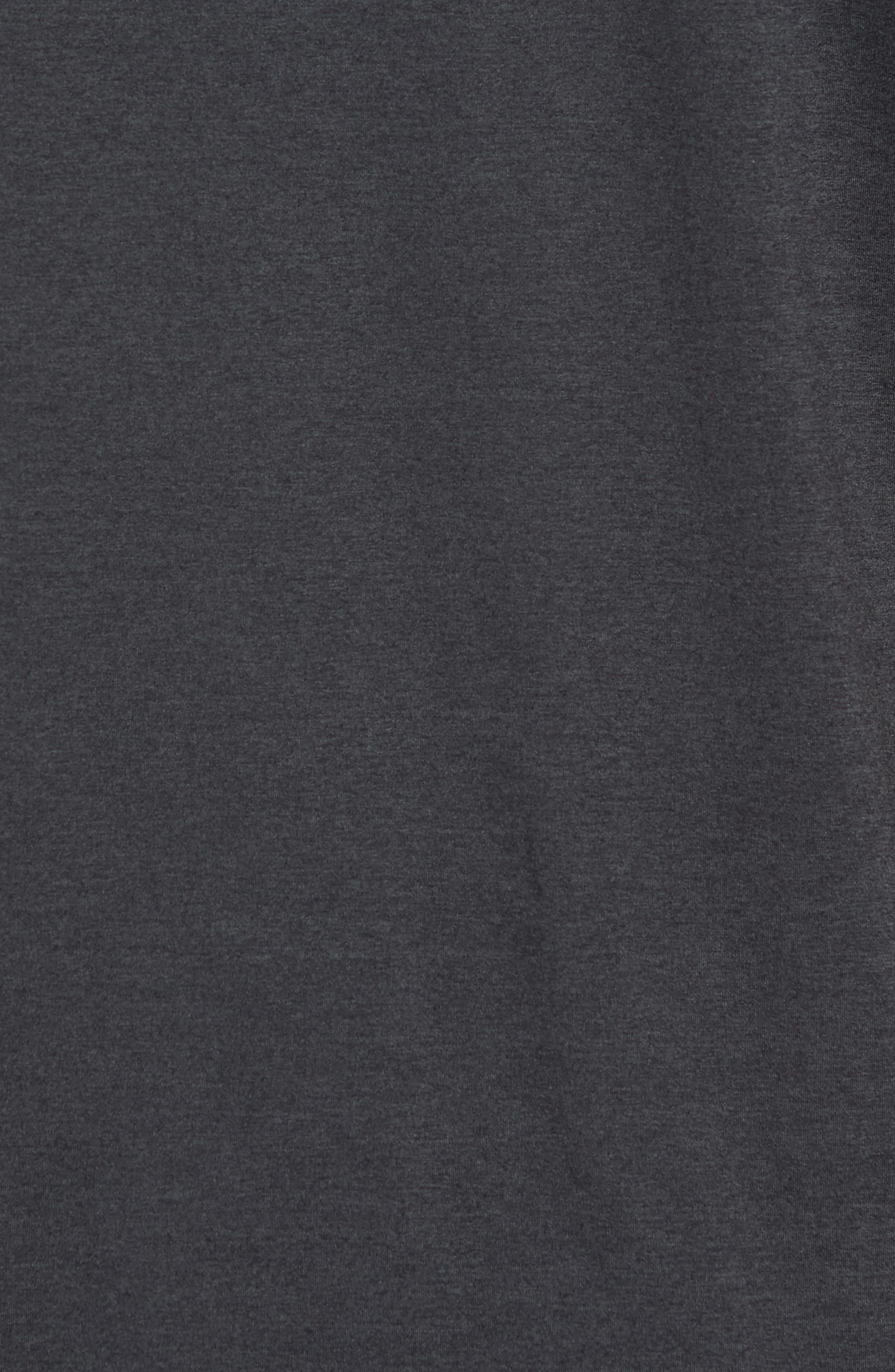 Dry Max Training T-Shirt,                             Alternate thumbnail 5, color,                             BLACK/ ANTHRACITE/ COBALT