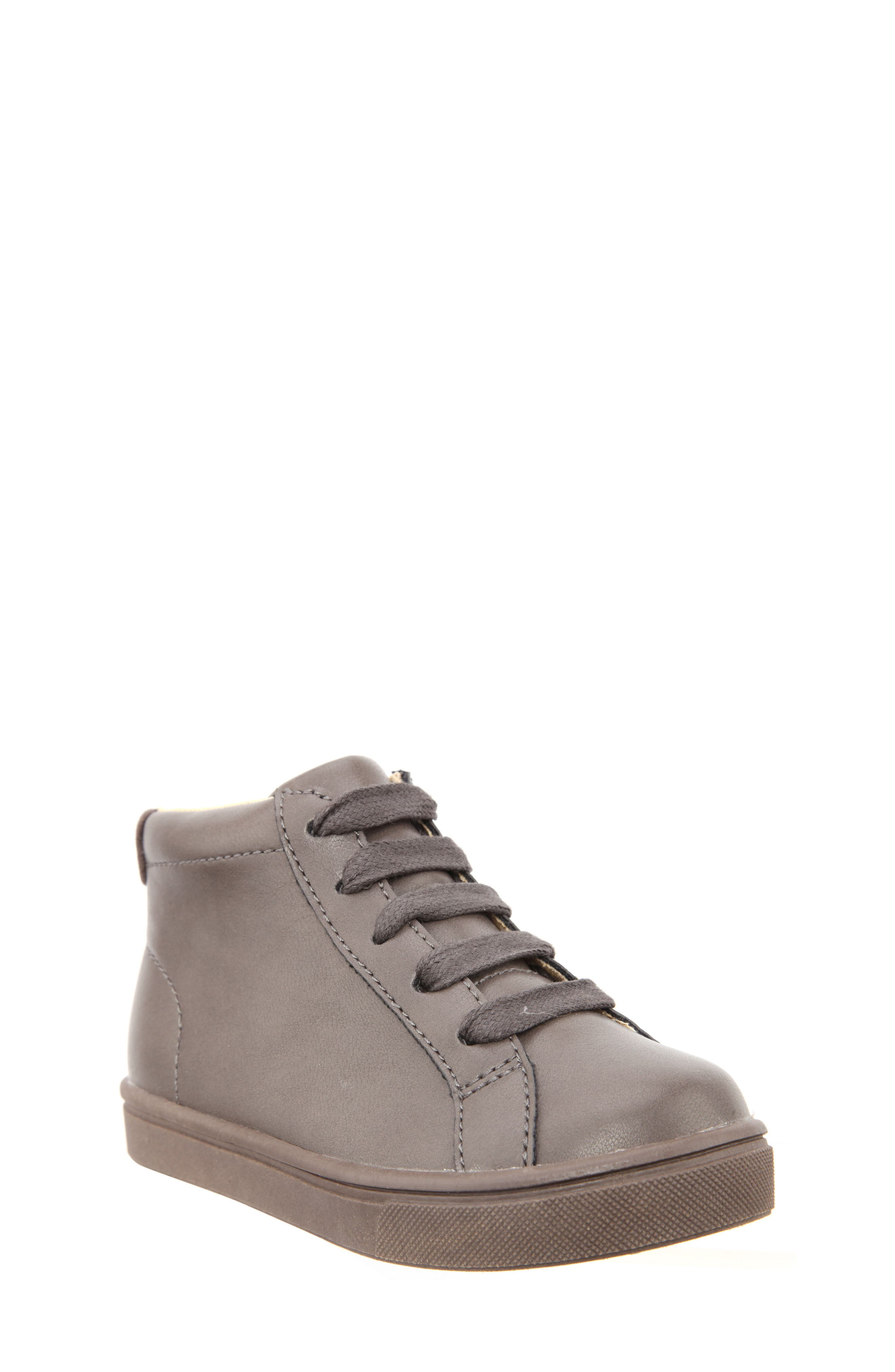 Ricky Mid Top Zip Sneaker,                             Main thumbnail 2, color,
