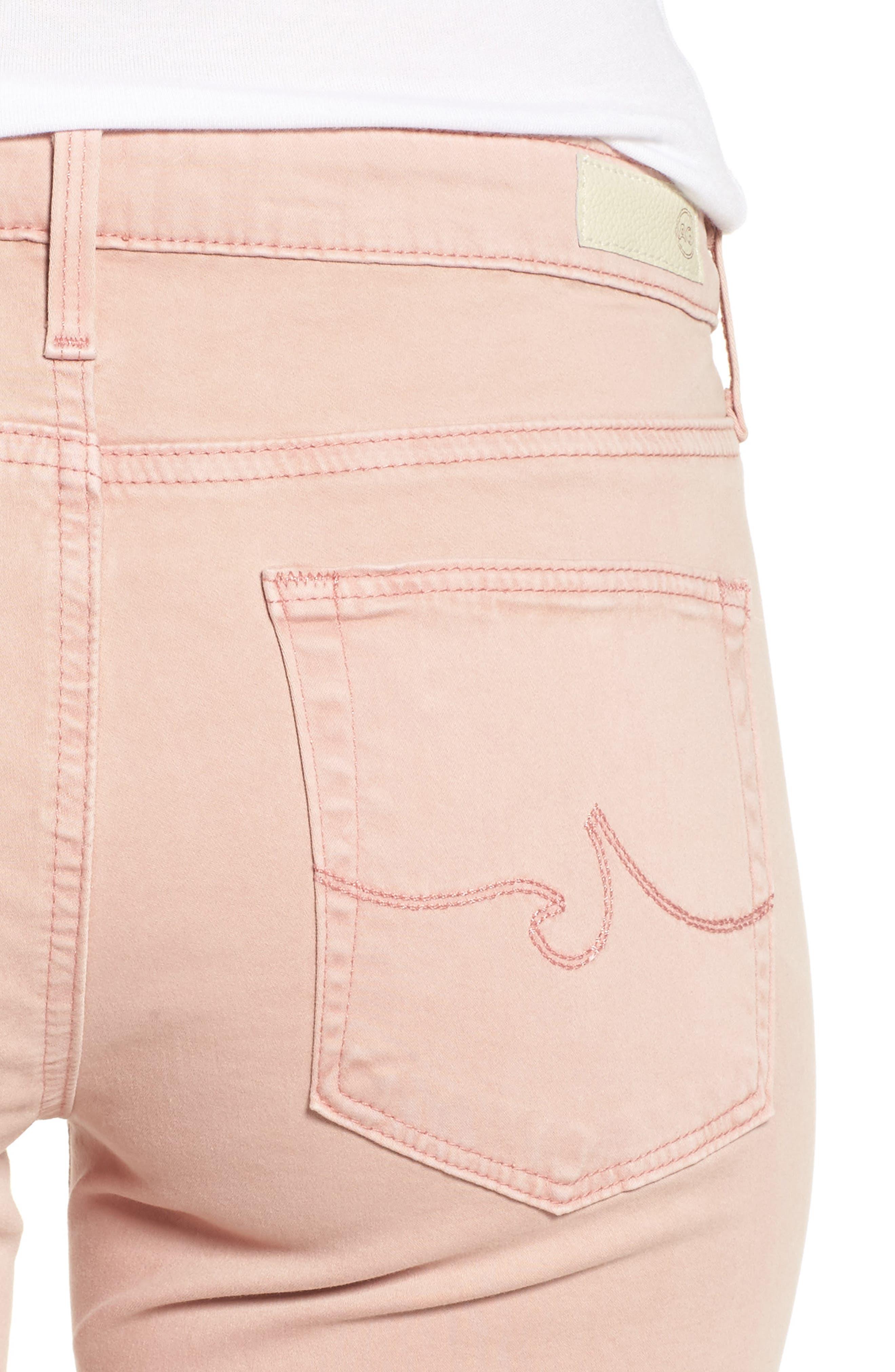 'The Prima' Cigarette Leg Skinny Jeans,                             Alternate thumbnail 91, color,