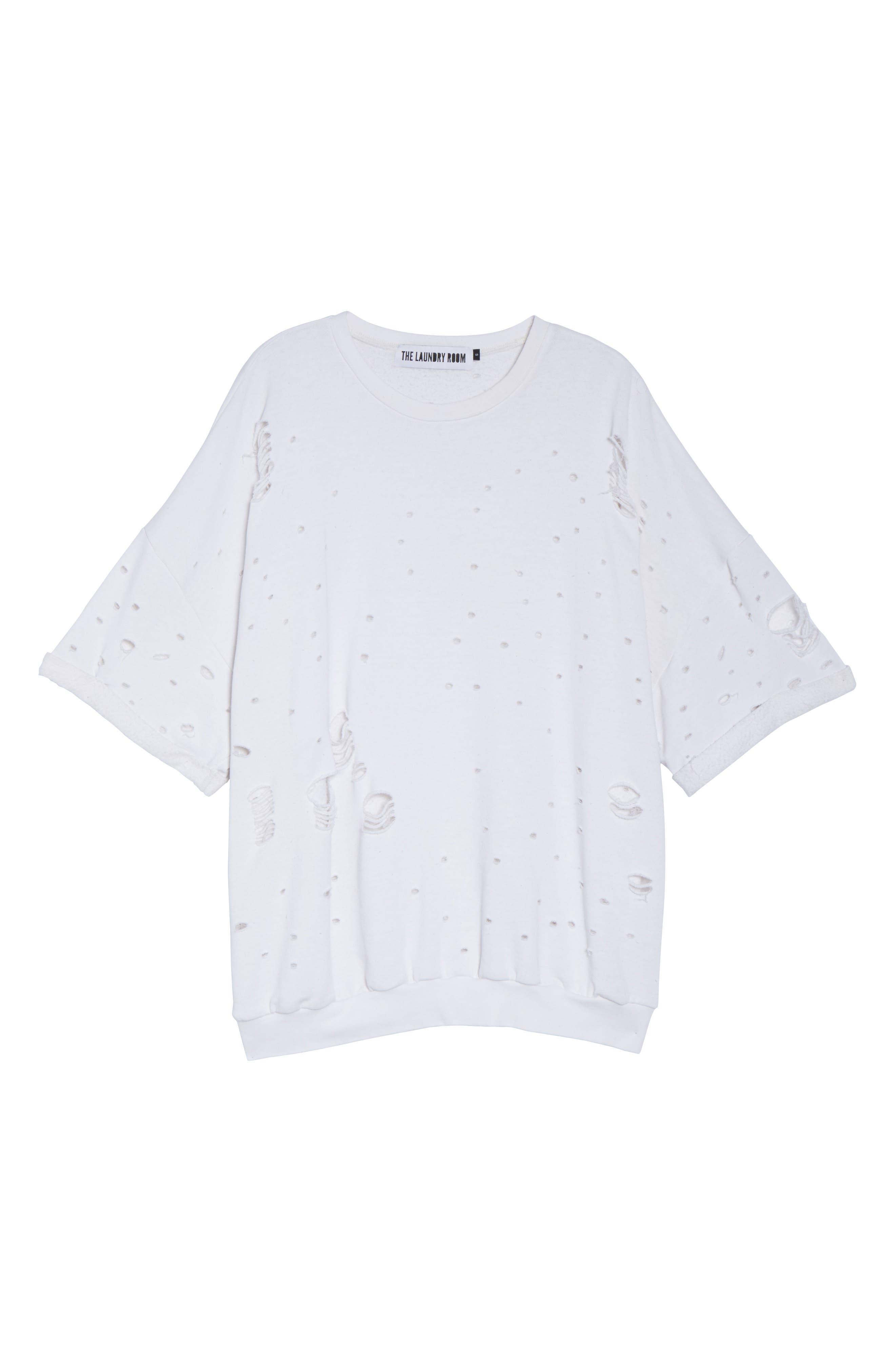 Thrasher Sweatshirt,                             Alternate thumbnail 6, color,