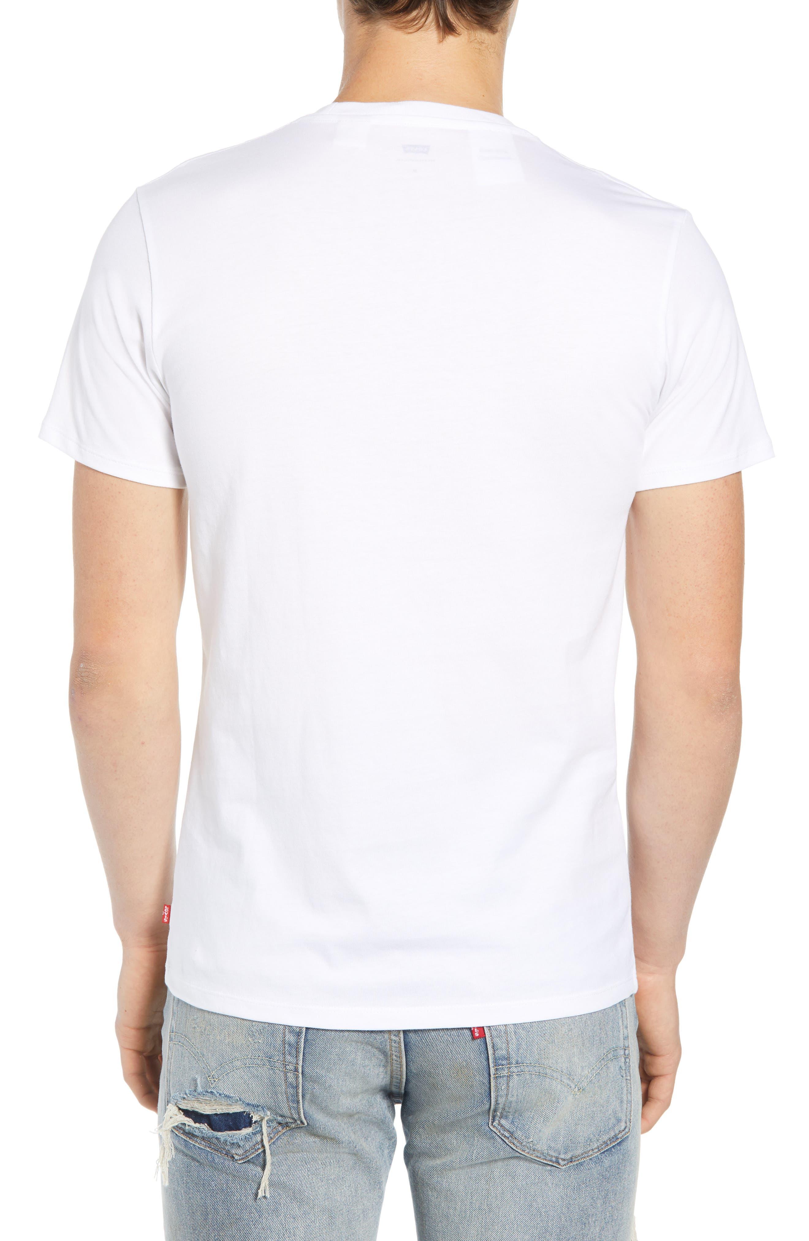 LEVI'S<SUP>®</SUP>,                             Housemark Graphic T-Shirt,                             Alternate thumbnail 2, color,                             100