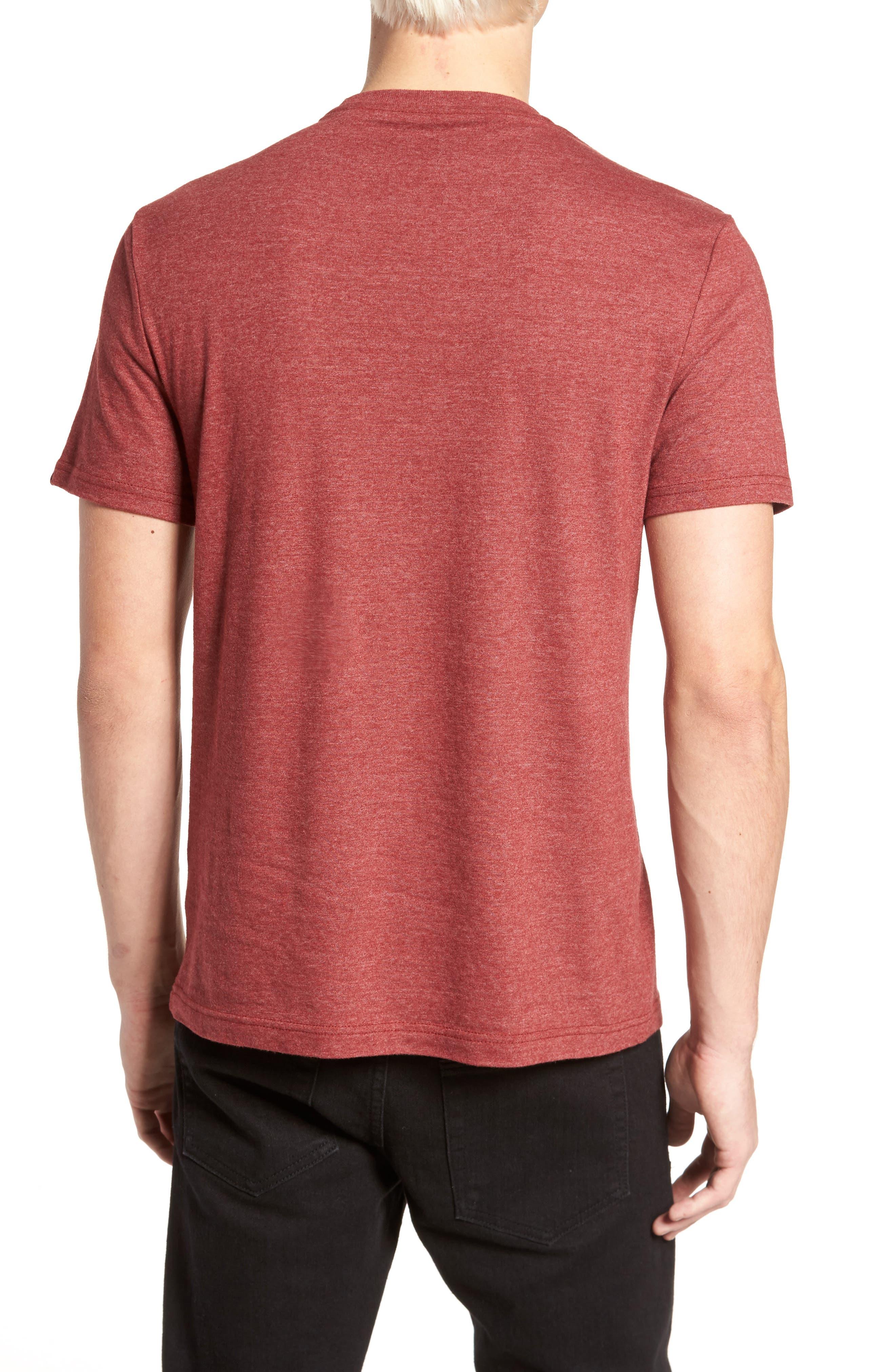 Secret Santa T-Shirt,                             Alternate thumbnail 2, color,